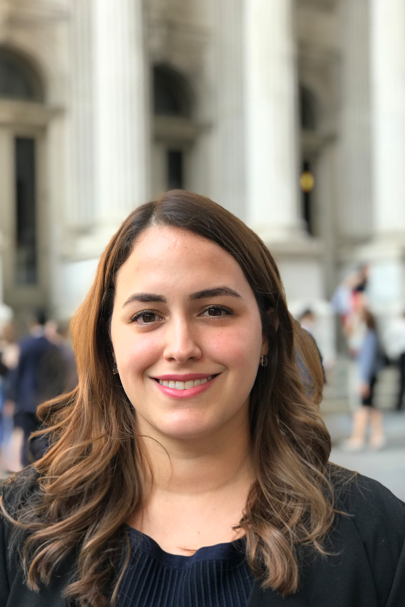 Desde 2012 se mudó a Estados Unidos y ejerce como abogada en un despacho que se encarga de los accidentes y demandas a los taxis, Ubers y limusinas.