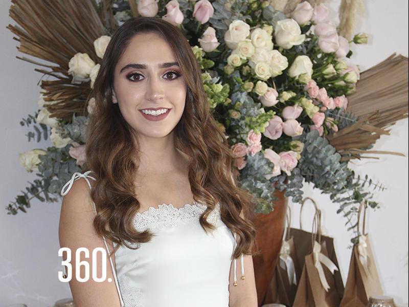 Fernanda Alarcón.