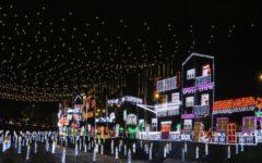 luces navideñas CONTRA CORONAVIRUS