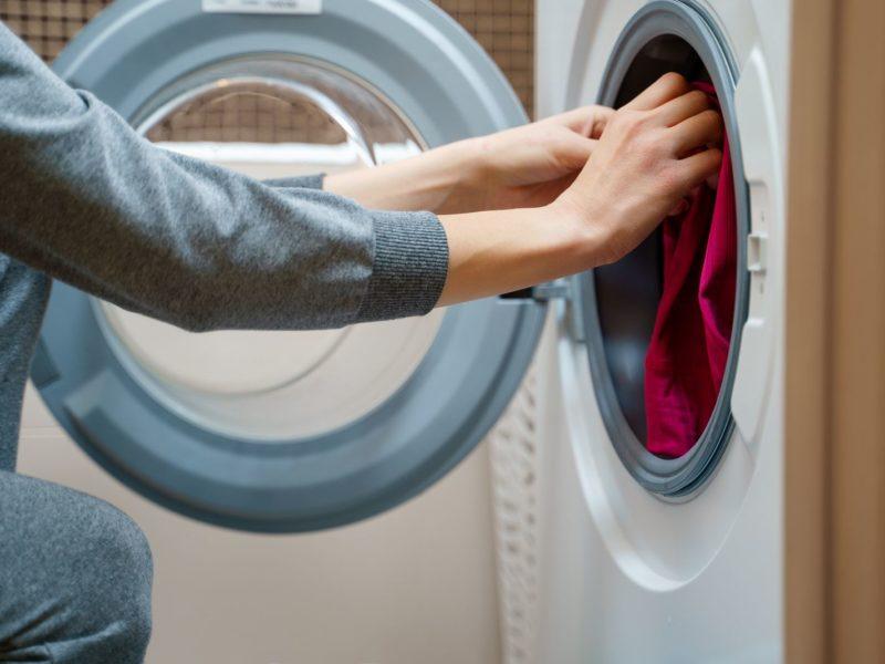 Lava y desinfecta tu ropa