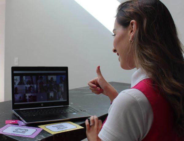 Especial día del maestro: Verónica Dorbecker Villarreal. Trabaja en Northhill, kínder 1 y tiene dos años de experiencia y uno de práctica.