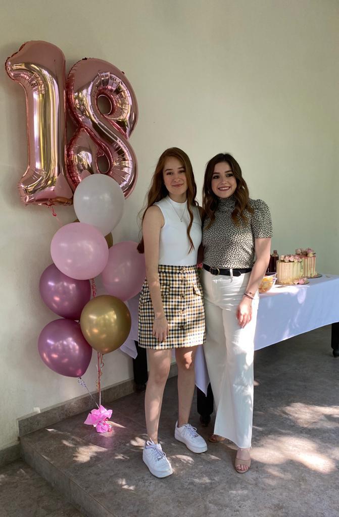 Fer de León y Camila Gutiérrez
