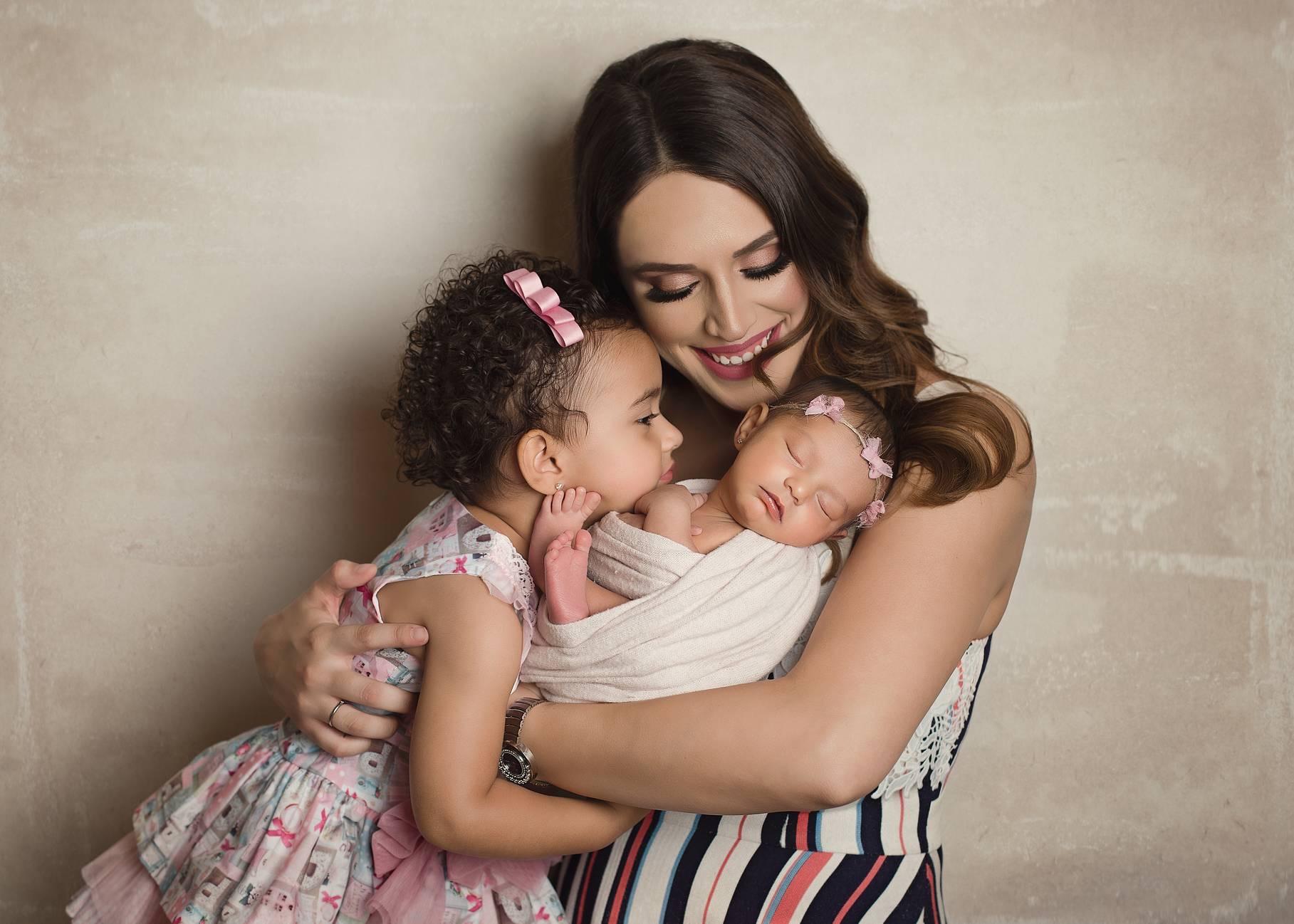Romina, Cristina y Cristina
