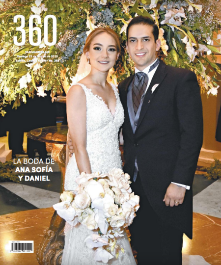 La boda de Ana Sofía y Daniel