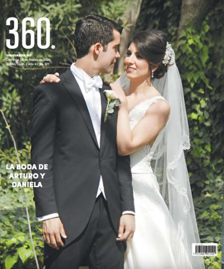 La boda de Arturo y Daniela