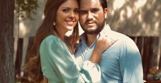 Gabriela Gómez Hernández y Eduardo Peart Zapata.
