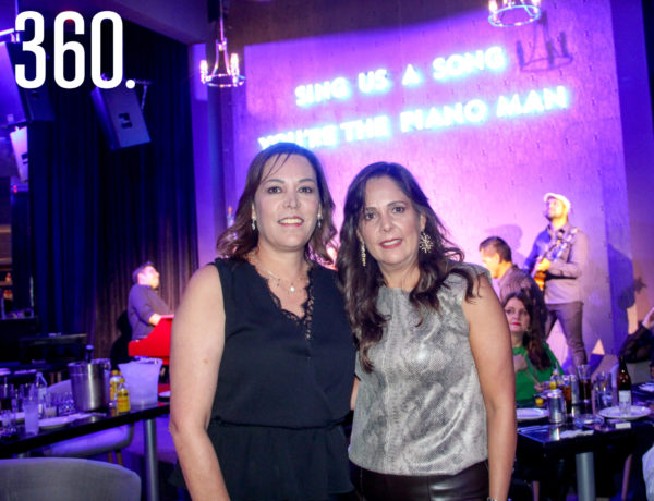 Pilar González y Claudia Marruffo.