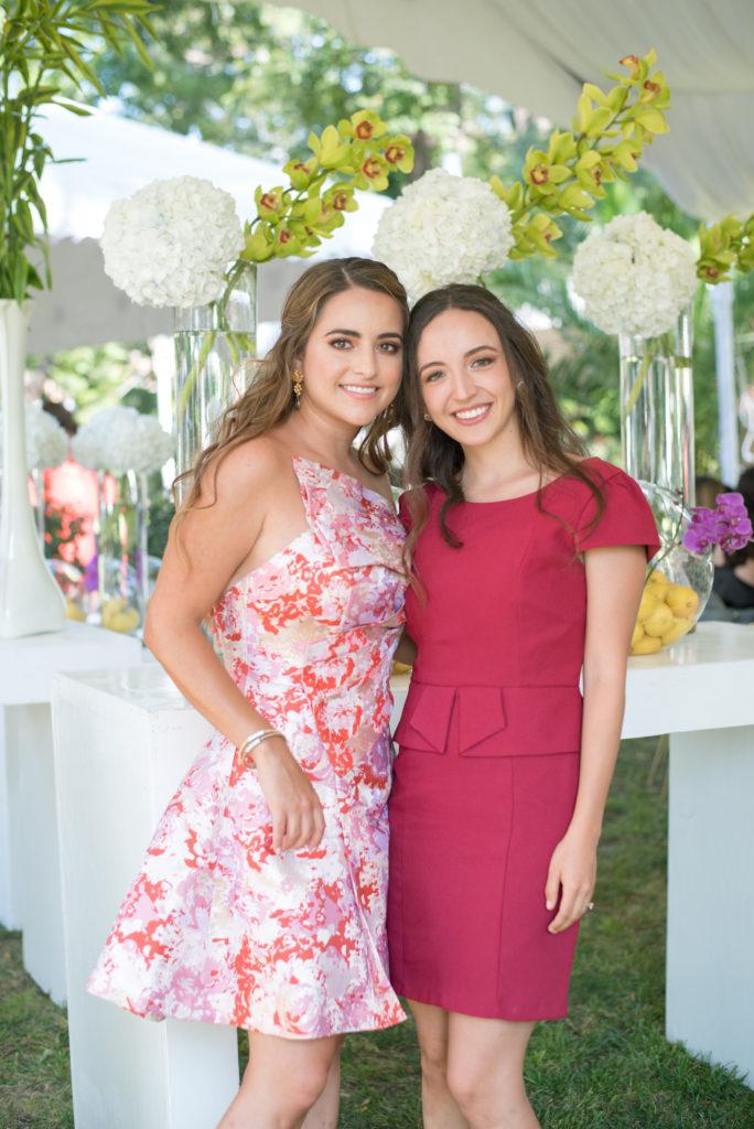 Con Miriam Arizpe.