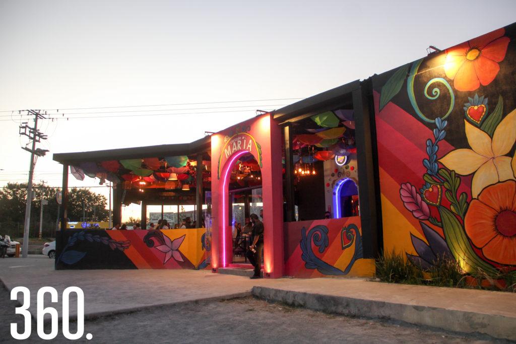 A pesar de la pandemia, el restaurante busca darle un aire de paz a los saltillenses