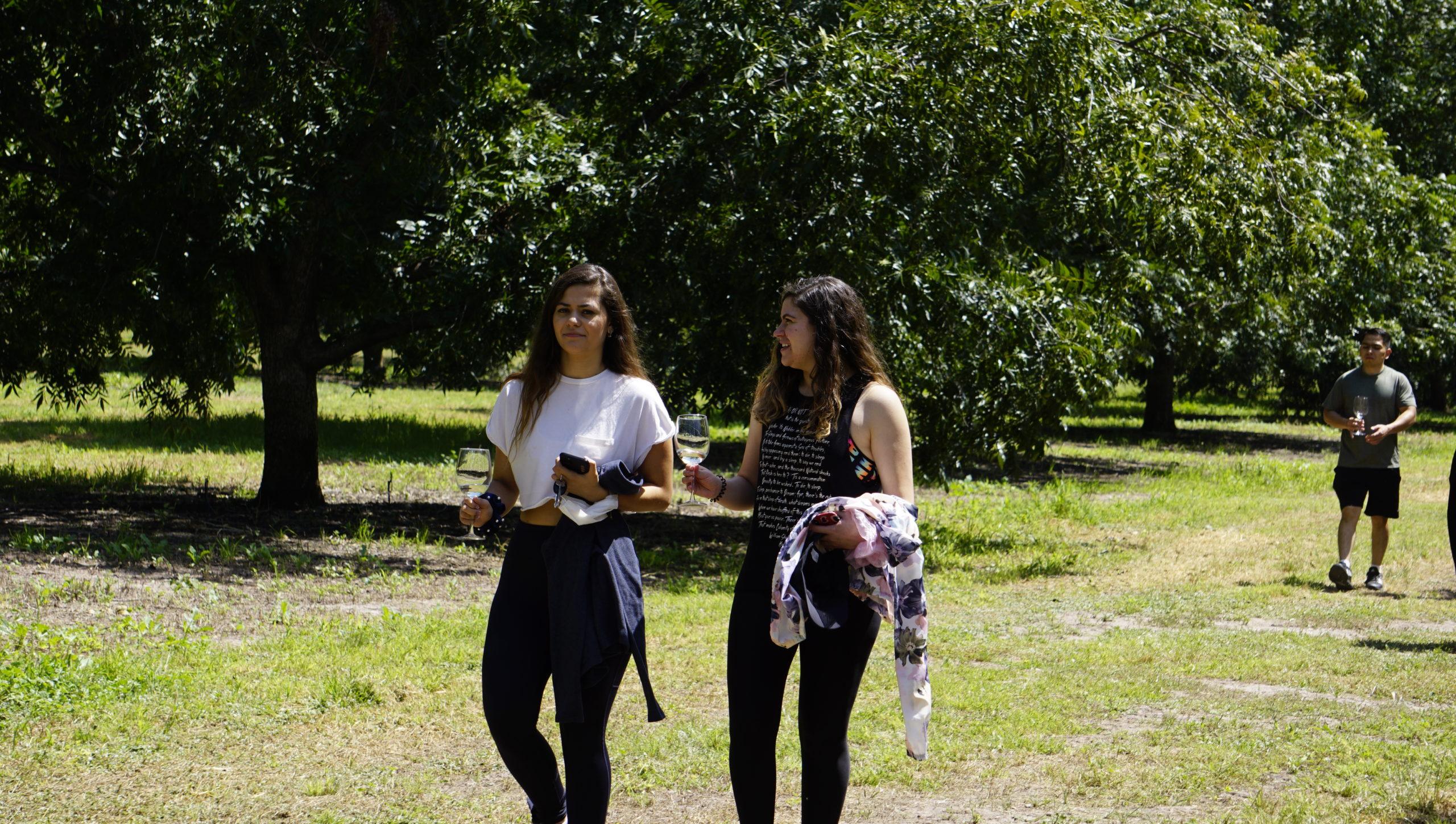 Mariana Melo y Ana Tere Martínez.