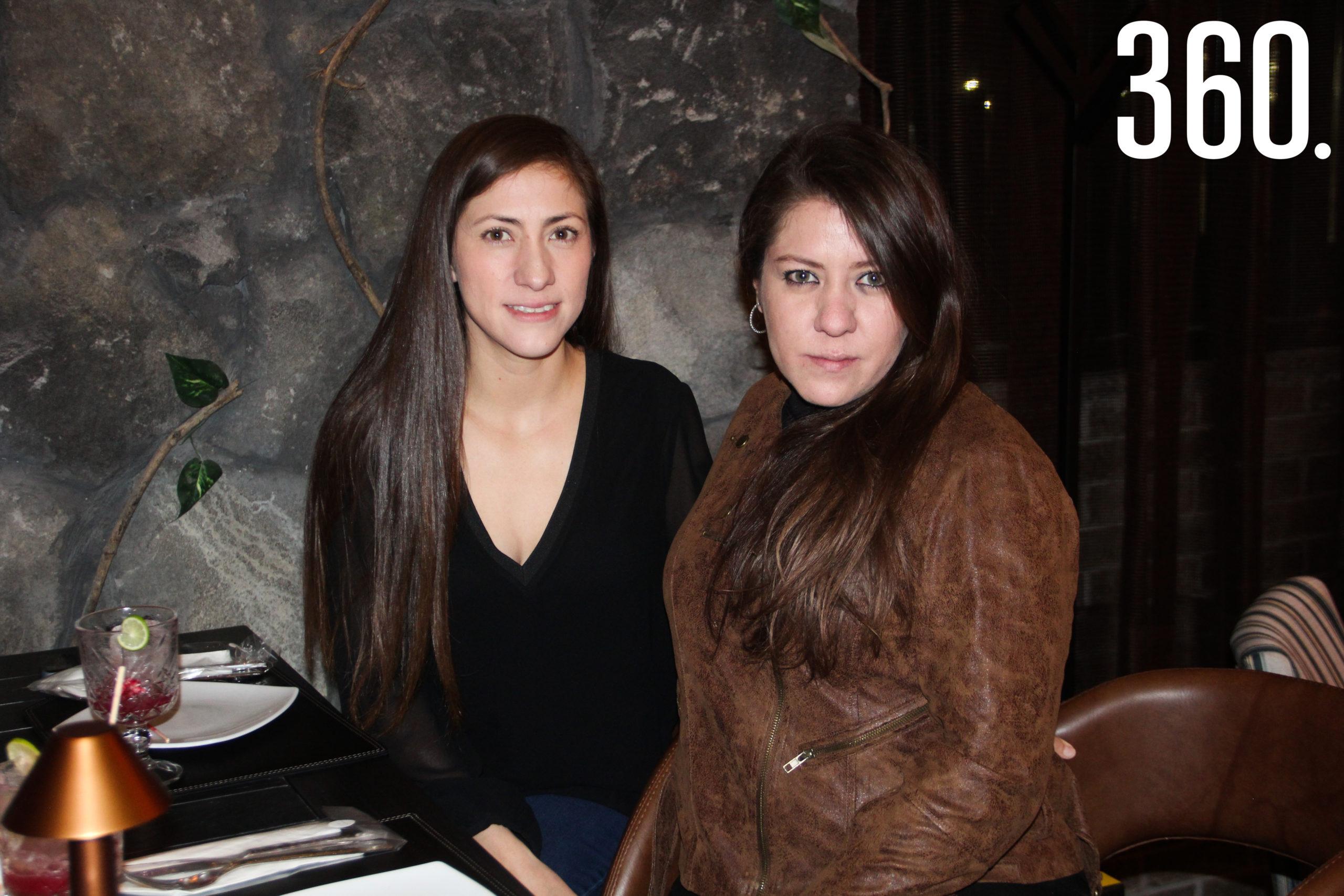 Natalia y Ana Laura Gómez.