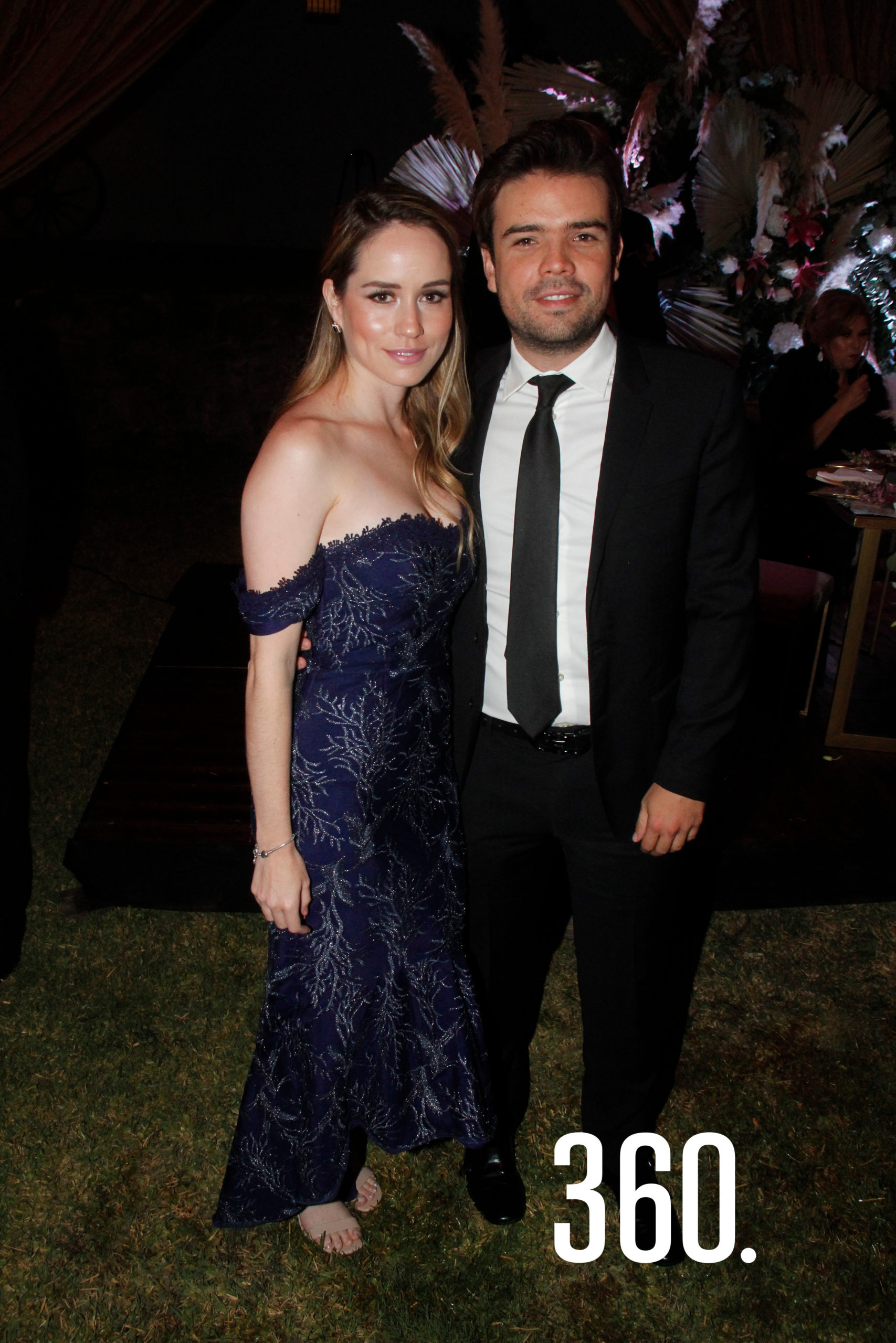 Marimar Arroyo y Armando González.