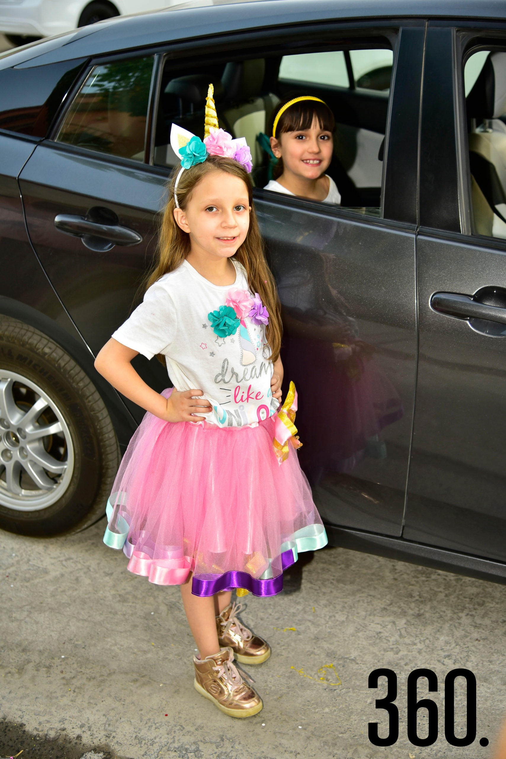 Regina e Isabella Reyes.