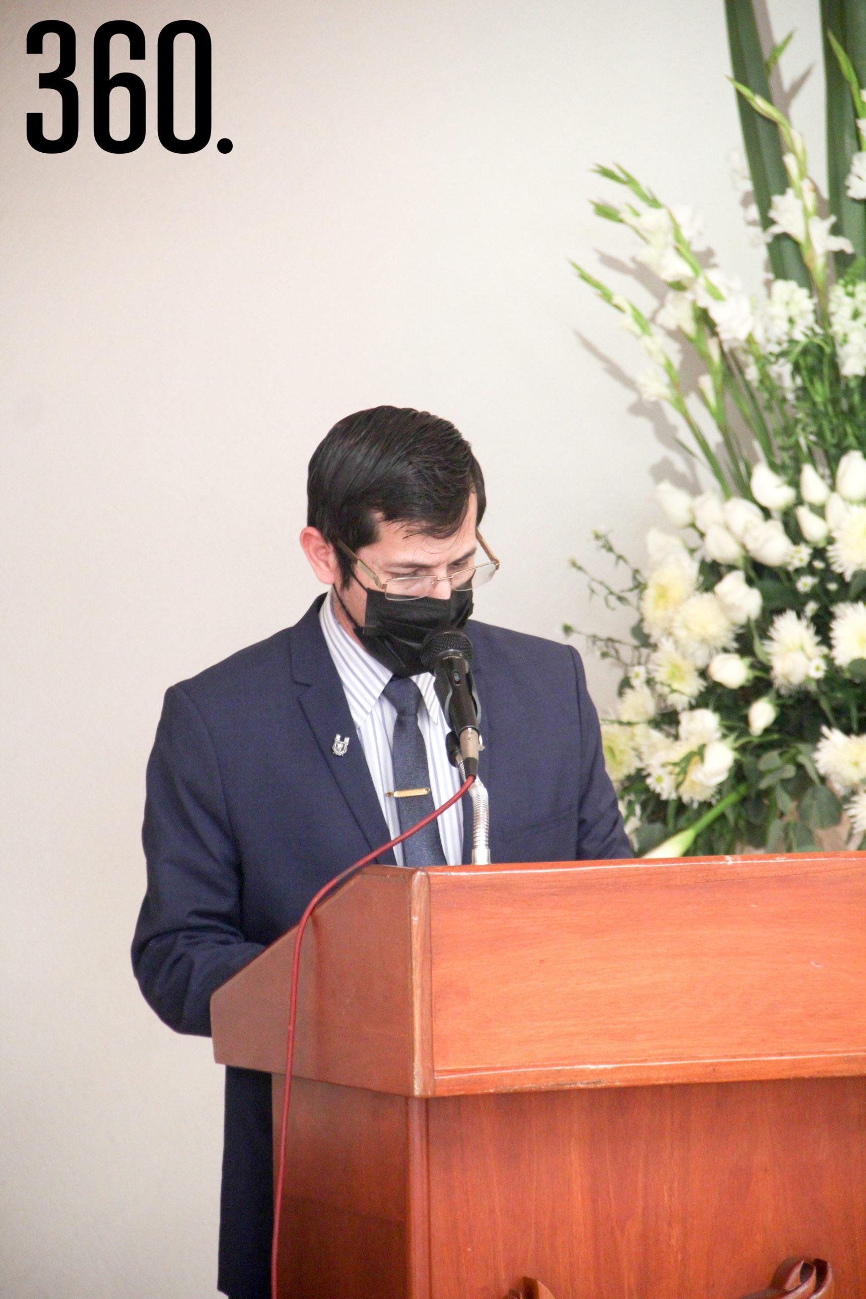 Dr. Gerardo de Jesús Sosa.