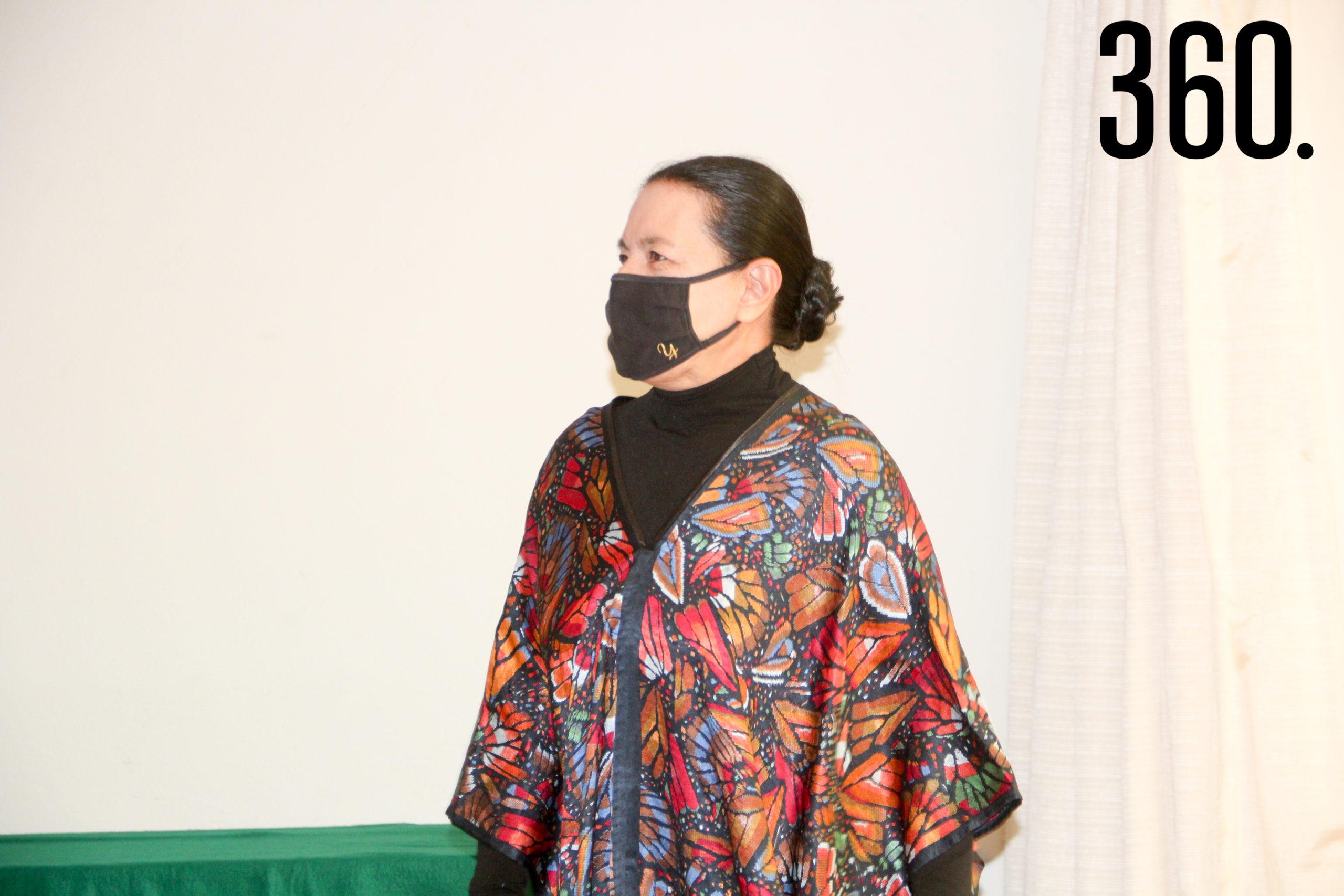 Dra. Yolanda Garza, premio anual al Profesor Distinguido.