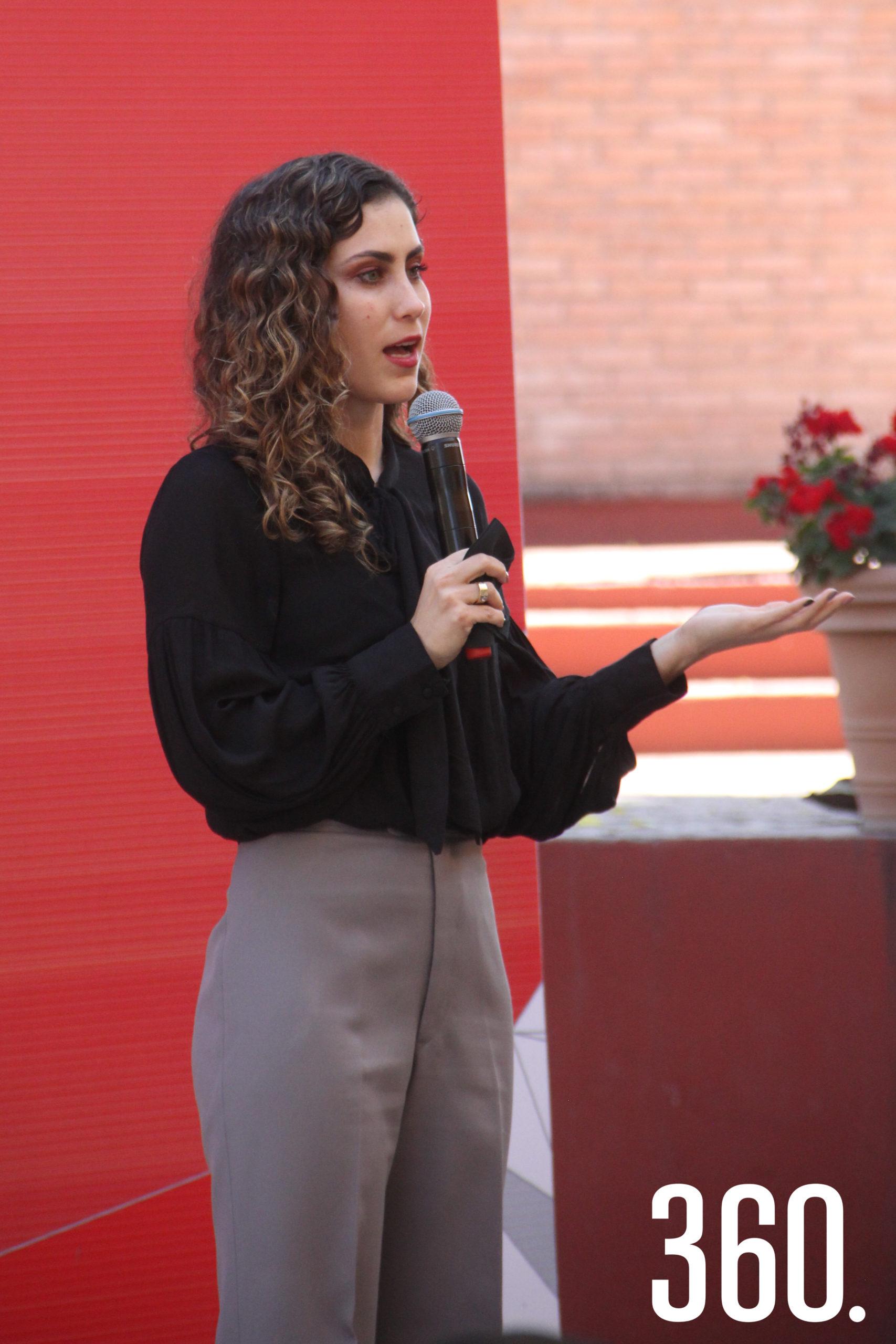 • 3b - María del Mar Treviño, Directora de Startup México Campus Coahuila.