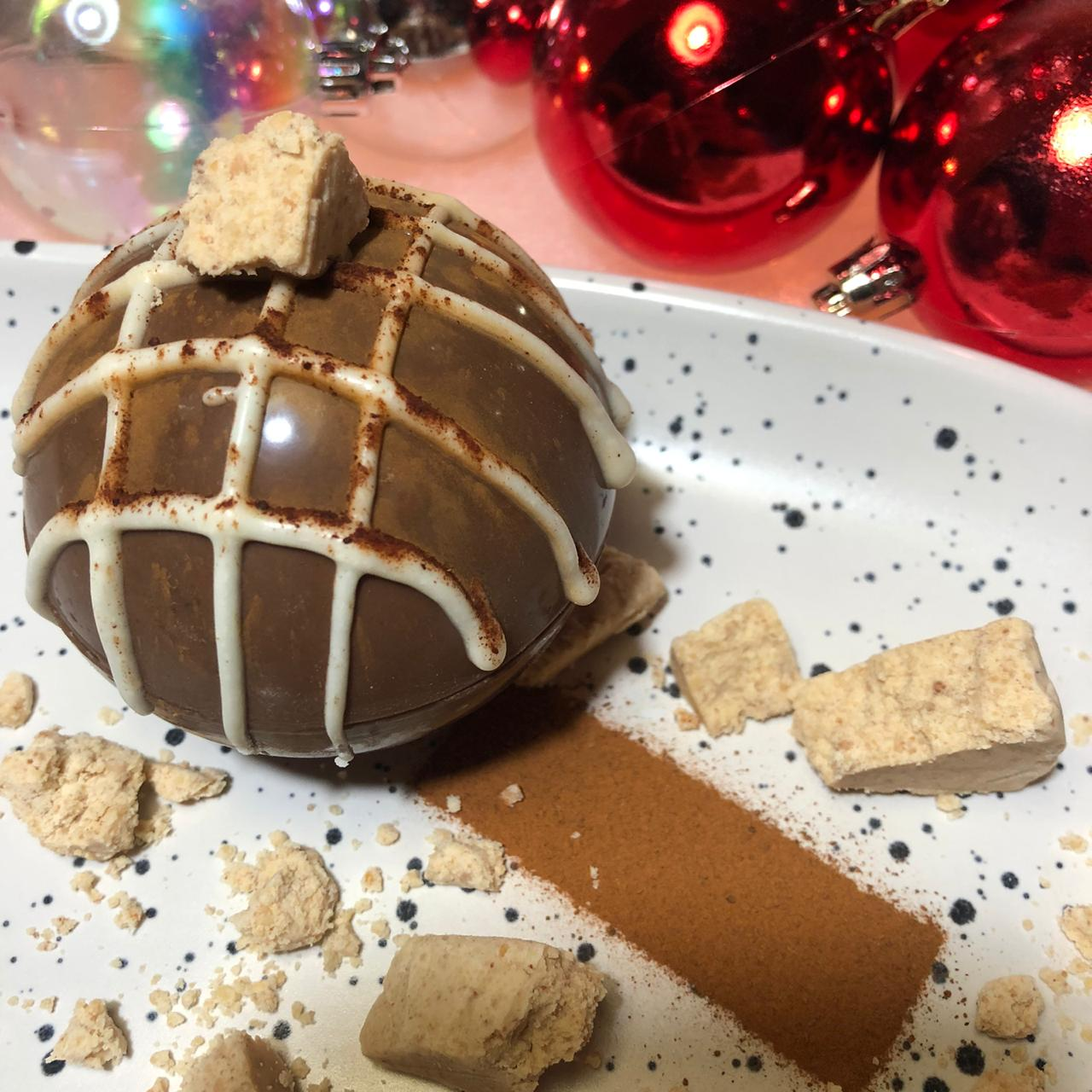 Chocolate Abuelita.