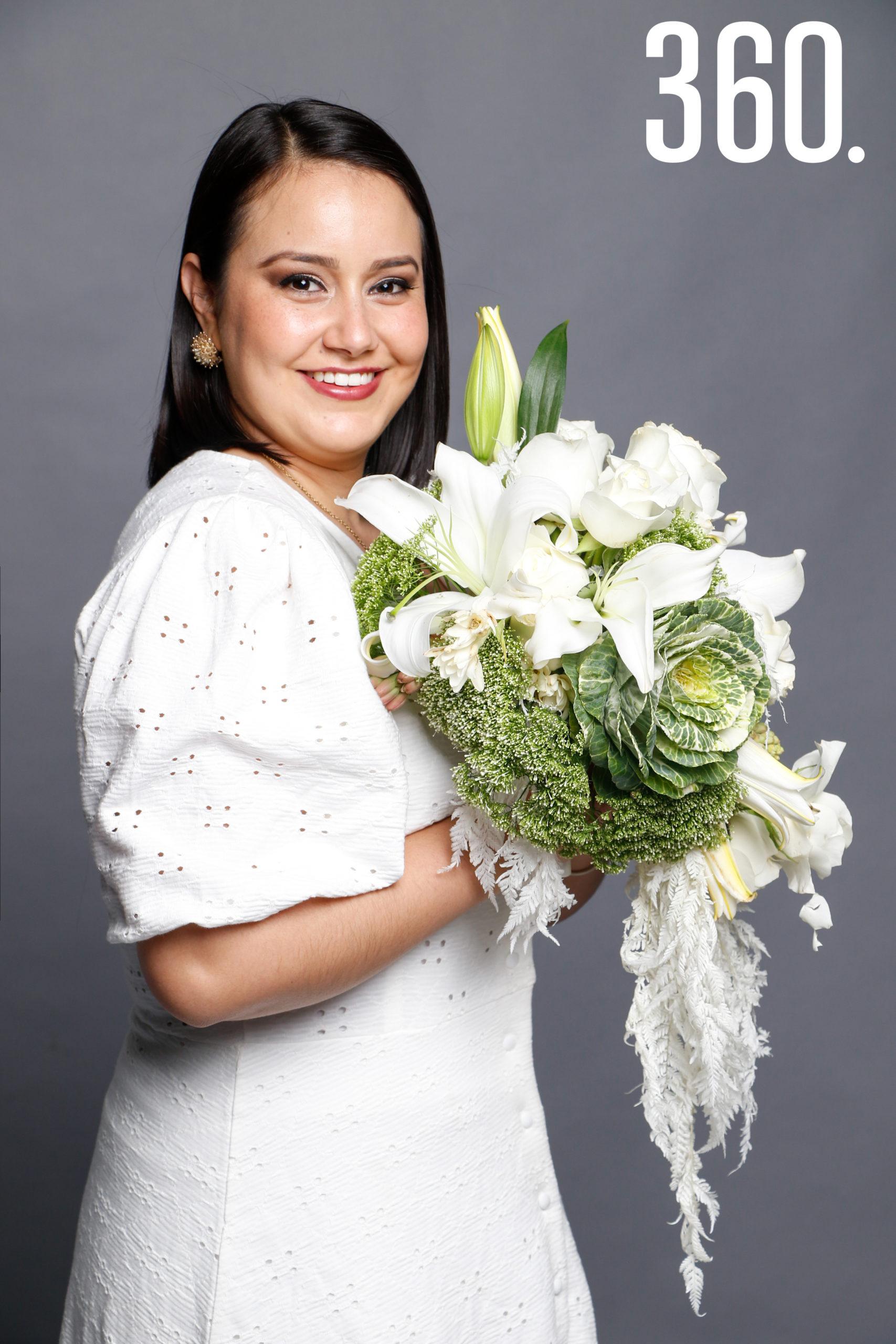 Paulina Elizabeth Rangel Aguirre contraerá nupcias con Gaspar Reyes Peart en agosto de este año.