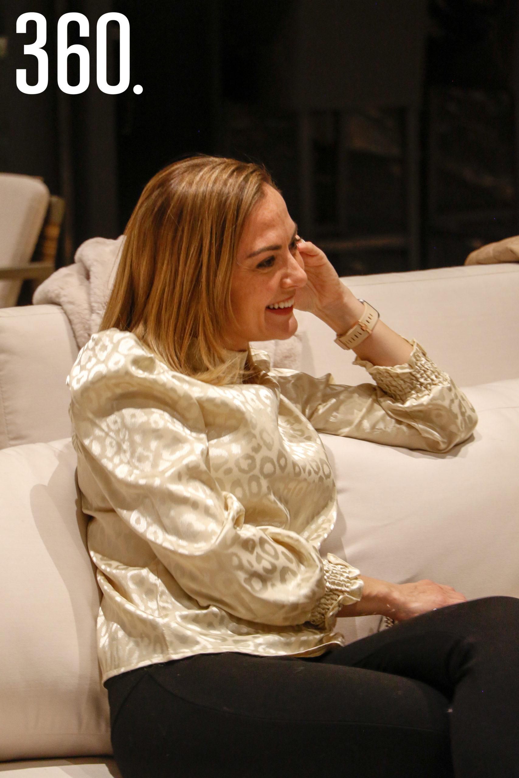 Claudia Vargas.