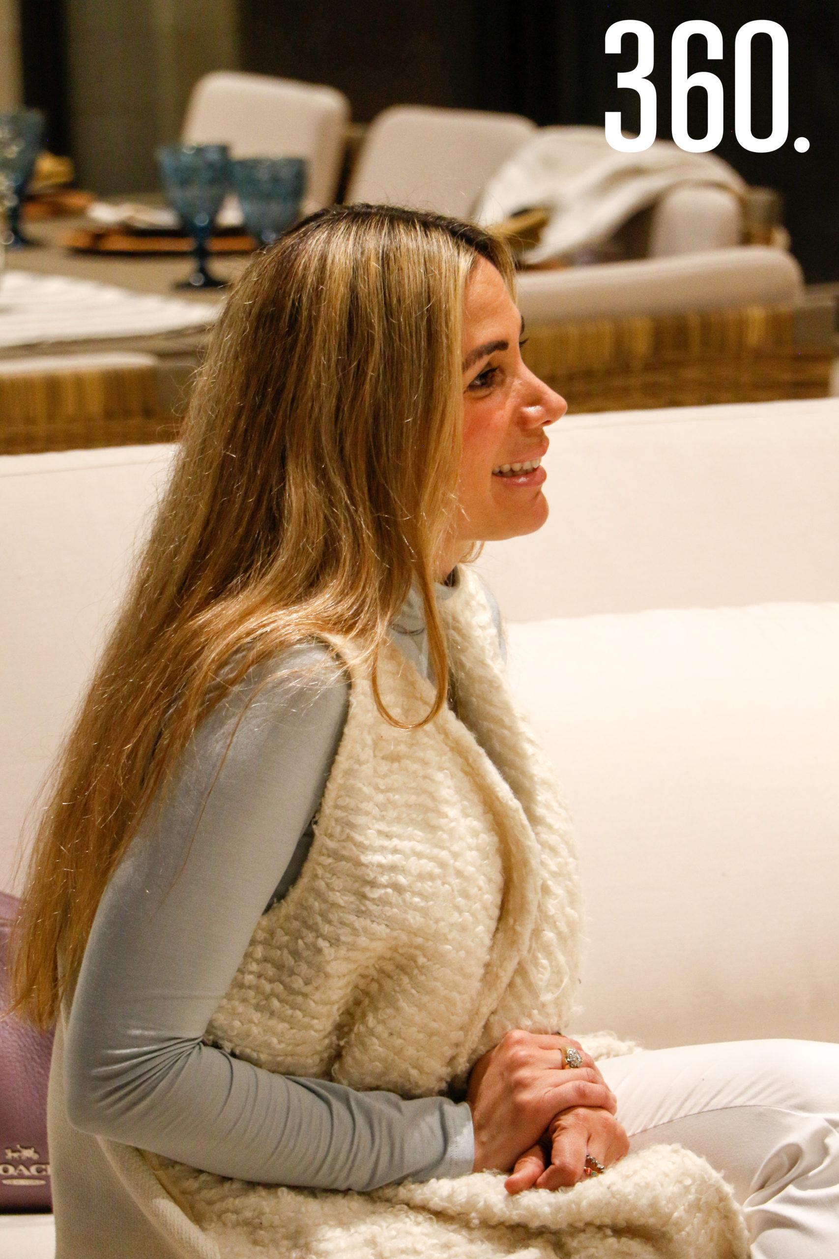 Daniela José.