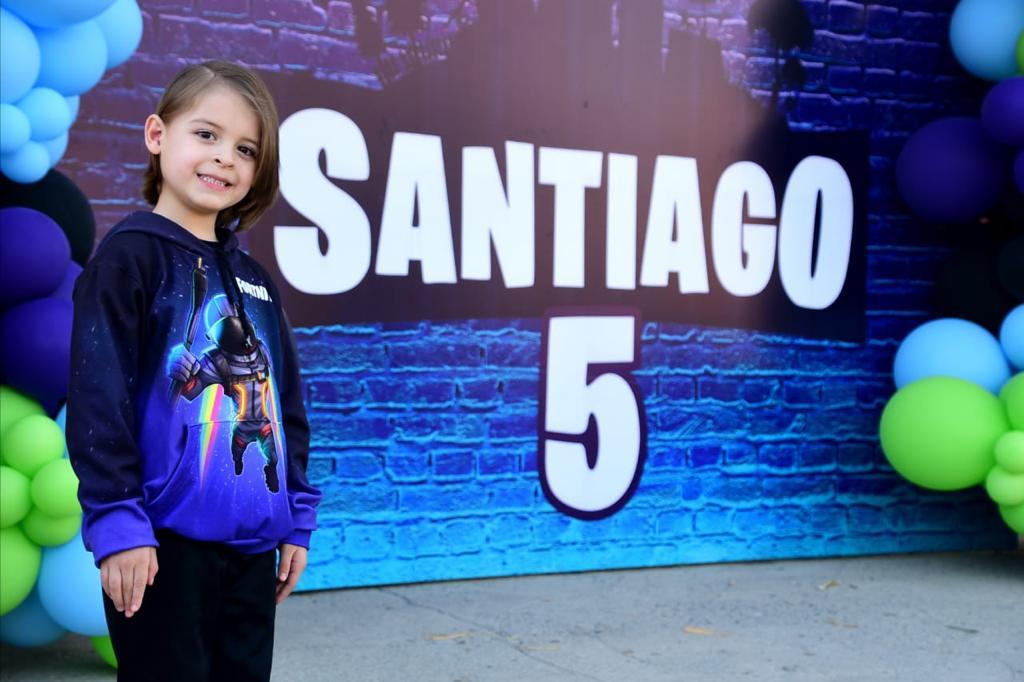 Santiago Prieto.