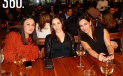 Miriam Melo, Sofía Dávila y Etel Mariano.