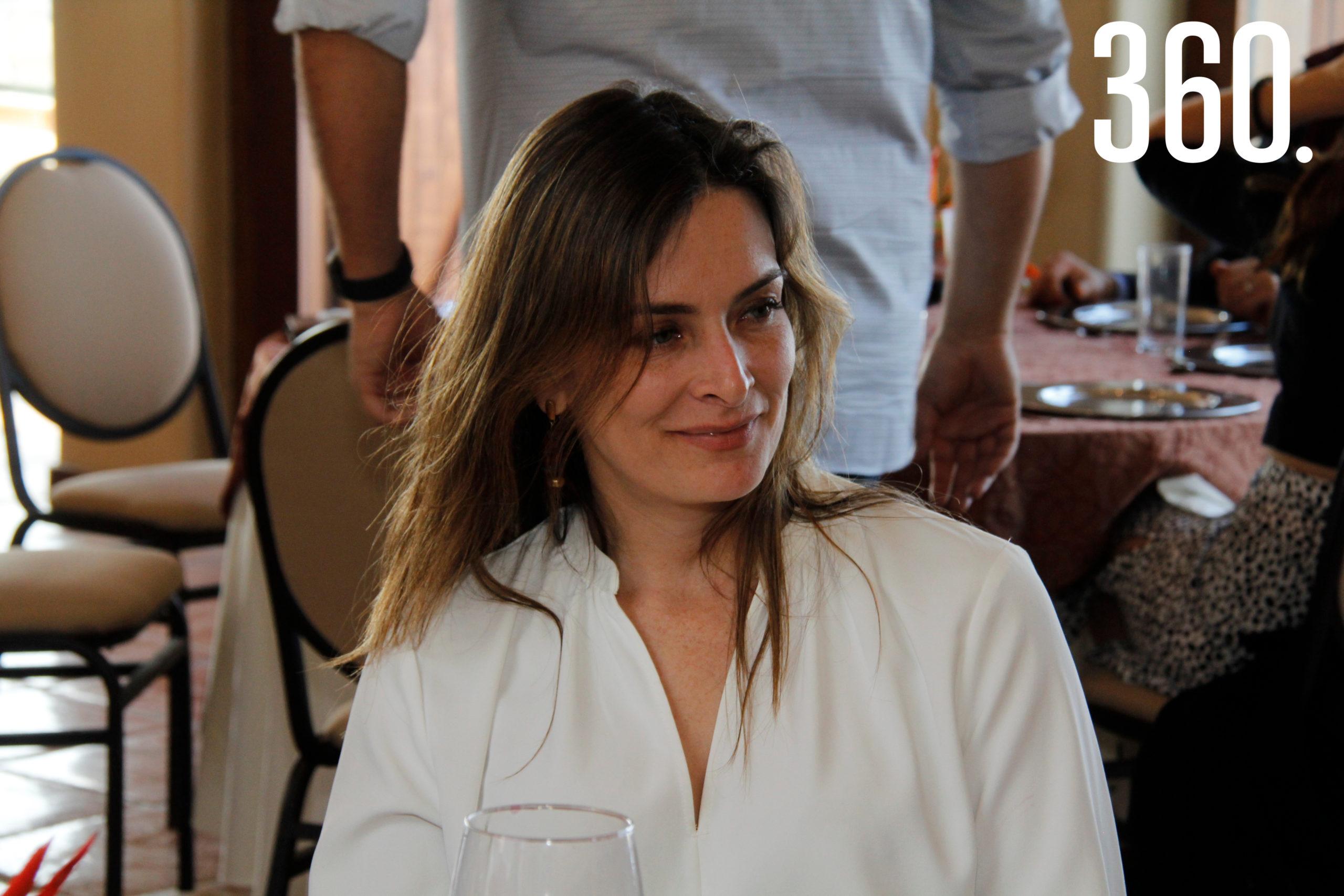 María Inés de Valle Castilla.