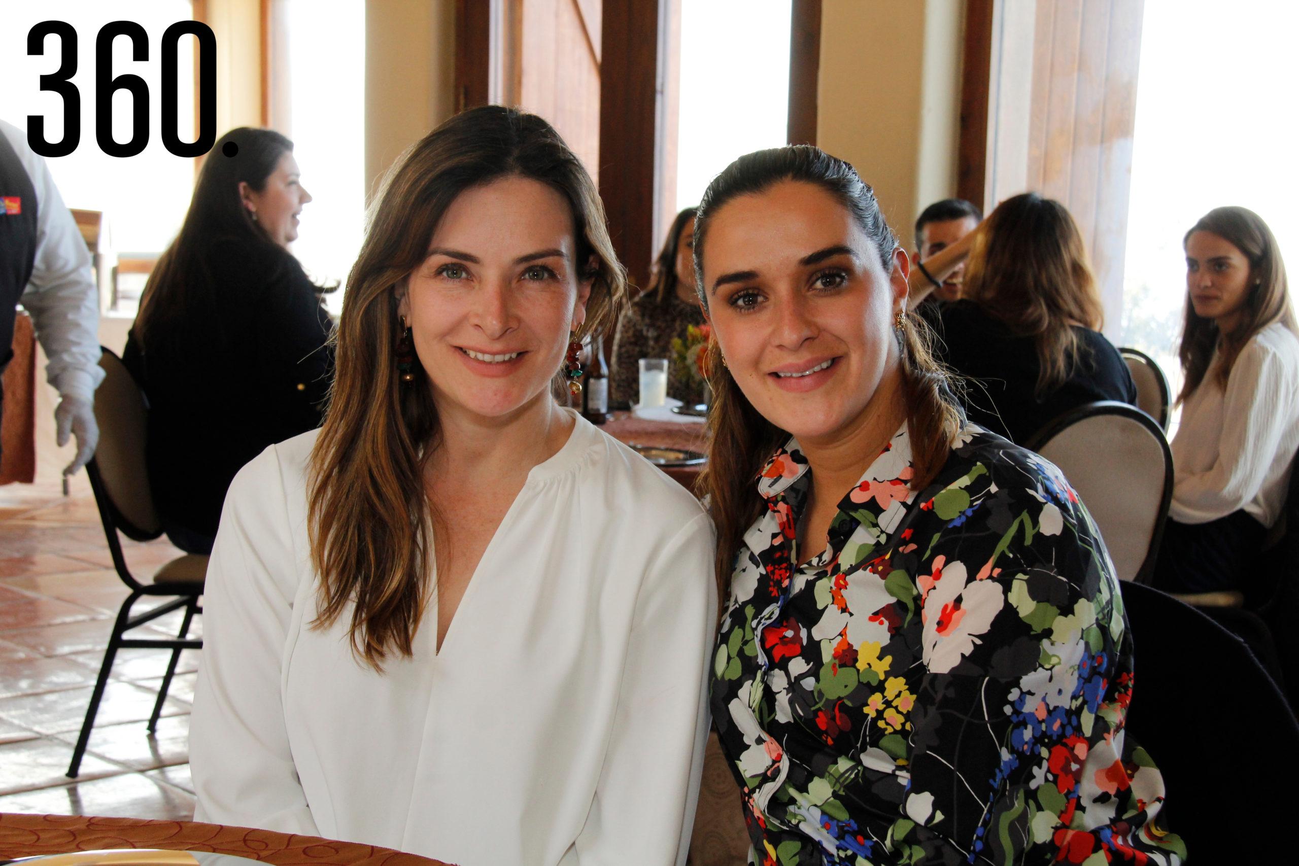 María Inés de Valle y Ana Lucía Paz.