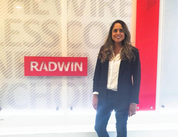RADWIN, compañía donde labora actualmente.