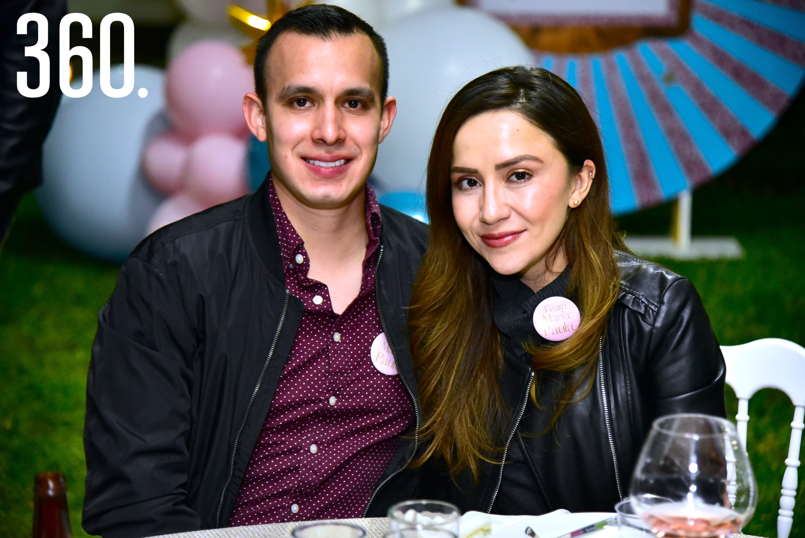 Gerardo Ruiz y Alejandra Márquez.