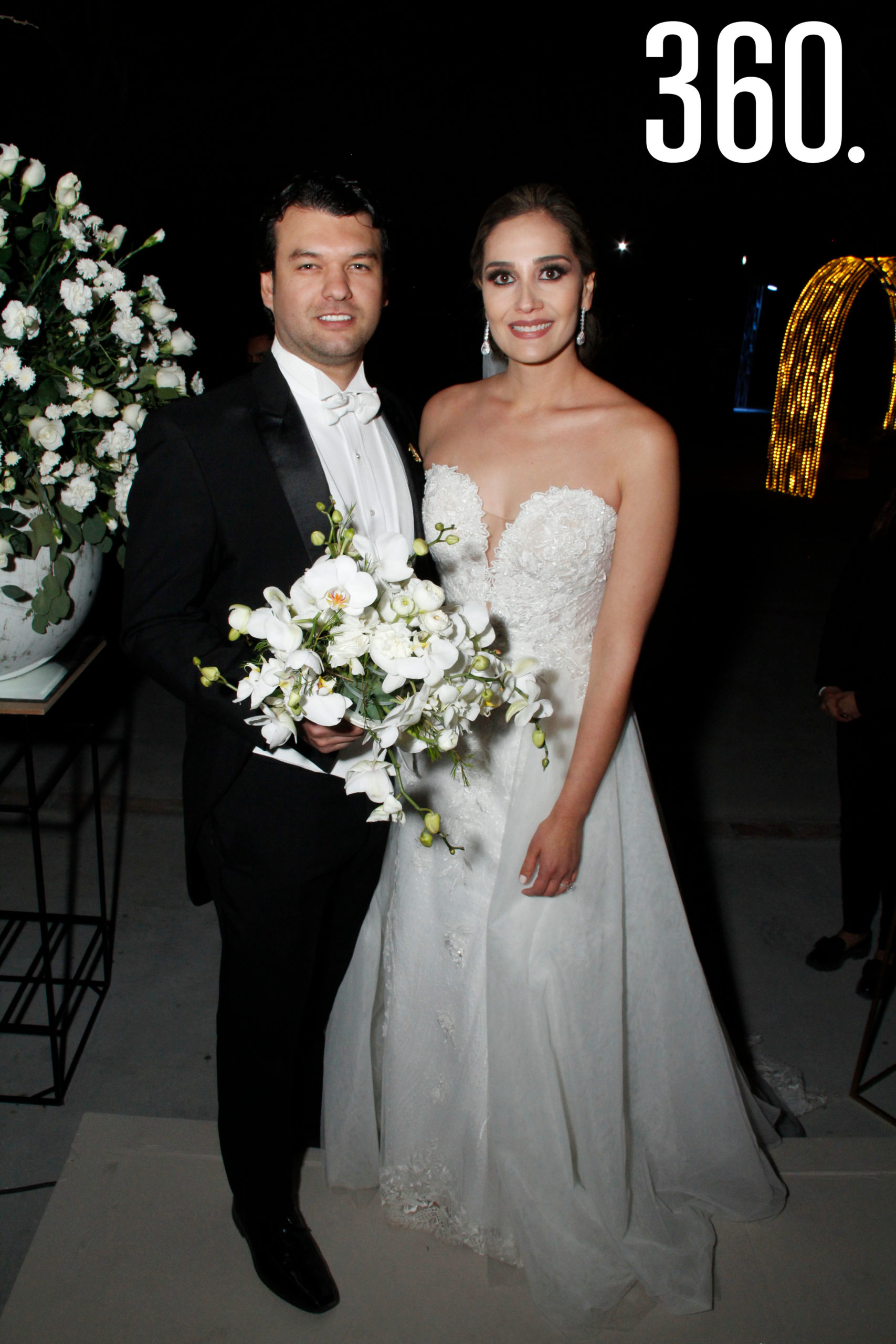 Andrea Hernández de la Mora y Álvaro Arzamendi Álvarez.