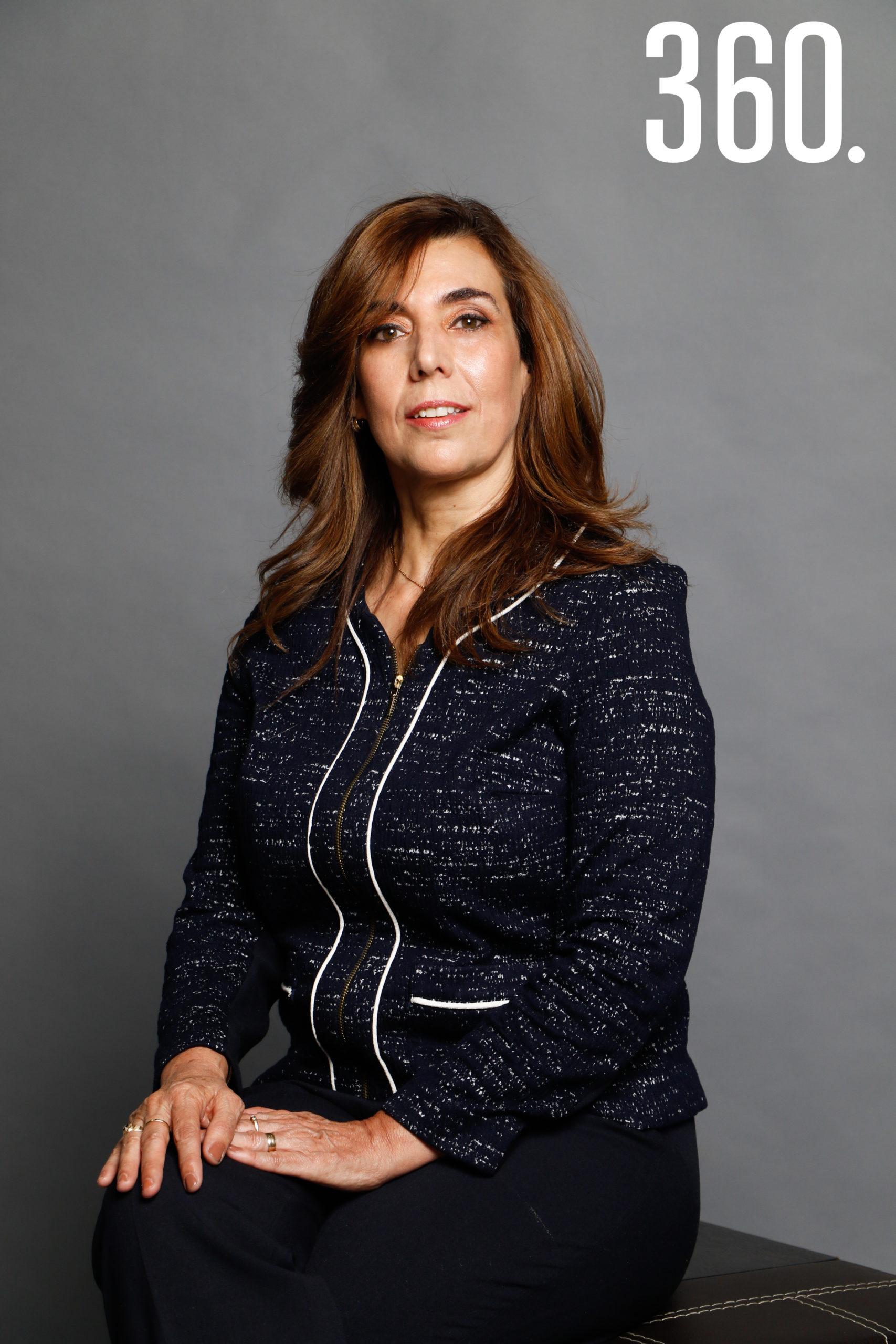 Psicoterapeuta Ana G. Verastegui Valdés.