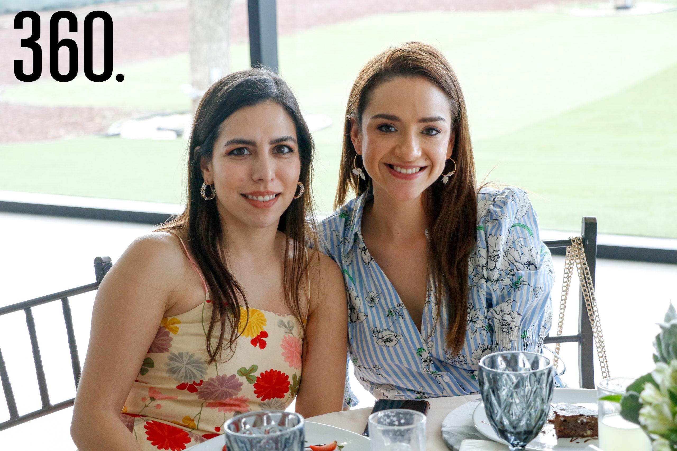 Ana Cecilia Gutiérrez y Caro Robles.