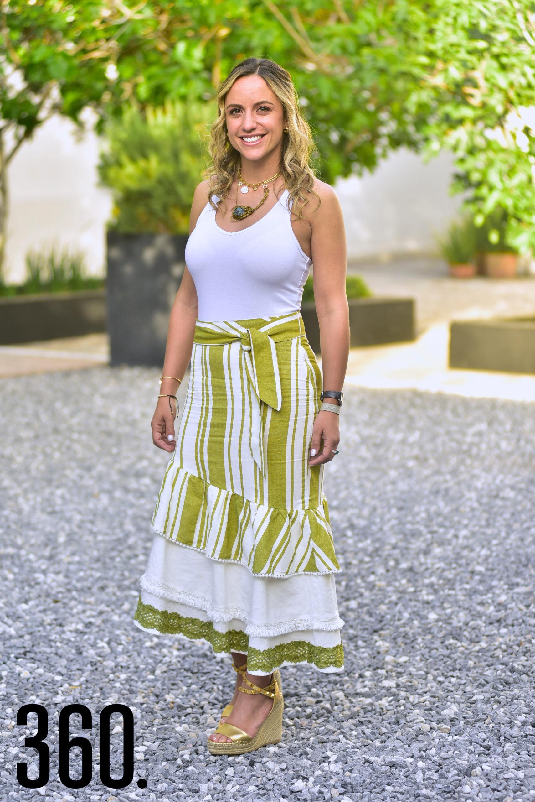 Paulina Galindo.