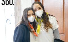 Mariana Rodríguez y Teresa Garza.