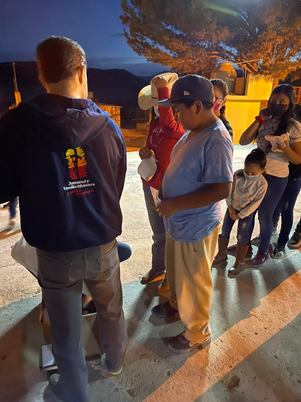 Actividades en los ejidos Emiliano Zapata, El Cedrito, Chapultepec y El Poleo.