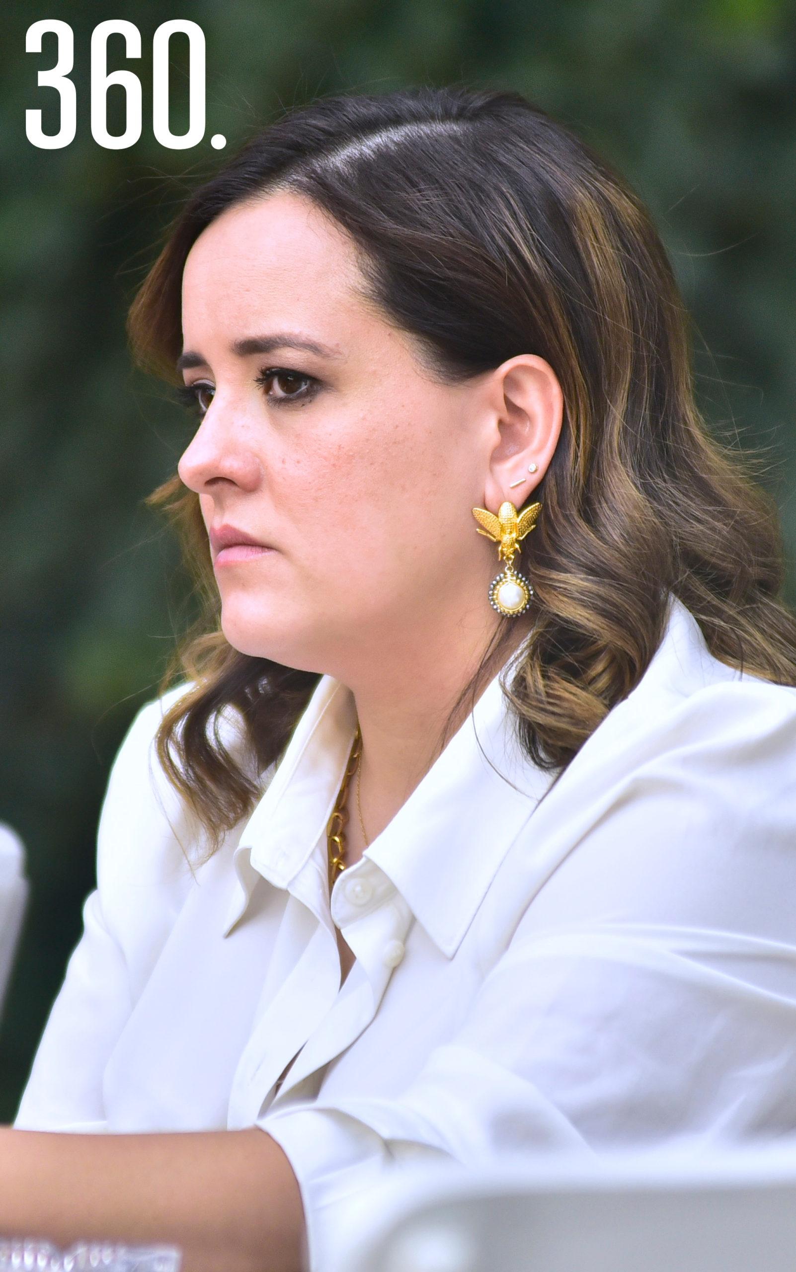 Sandra Castillo.