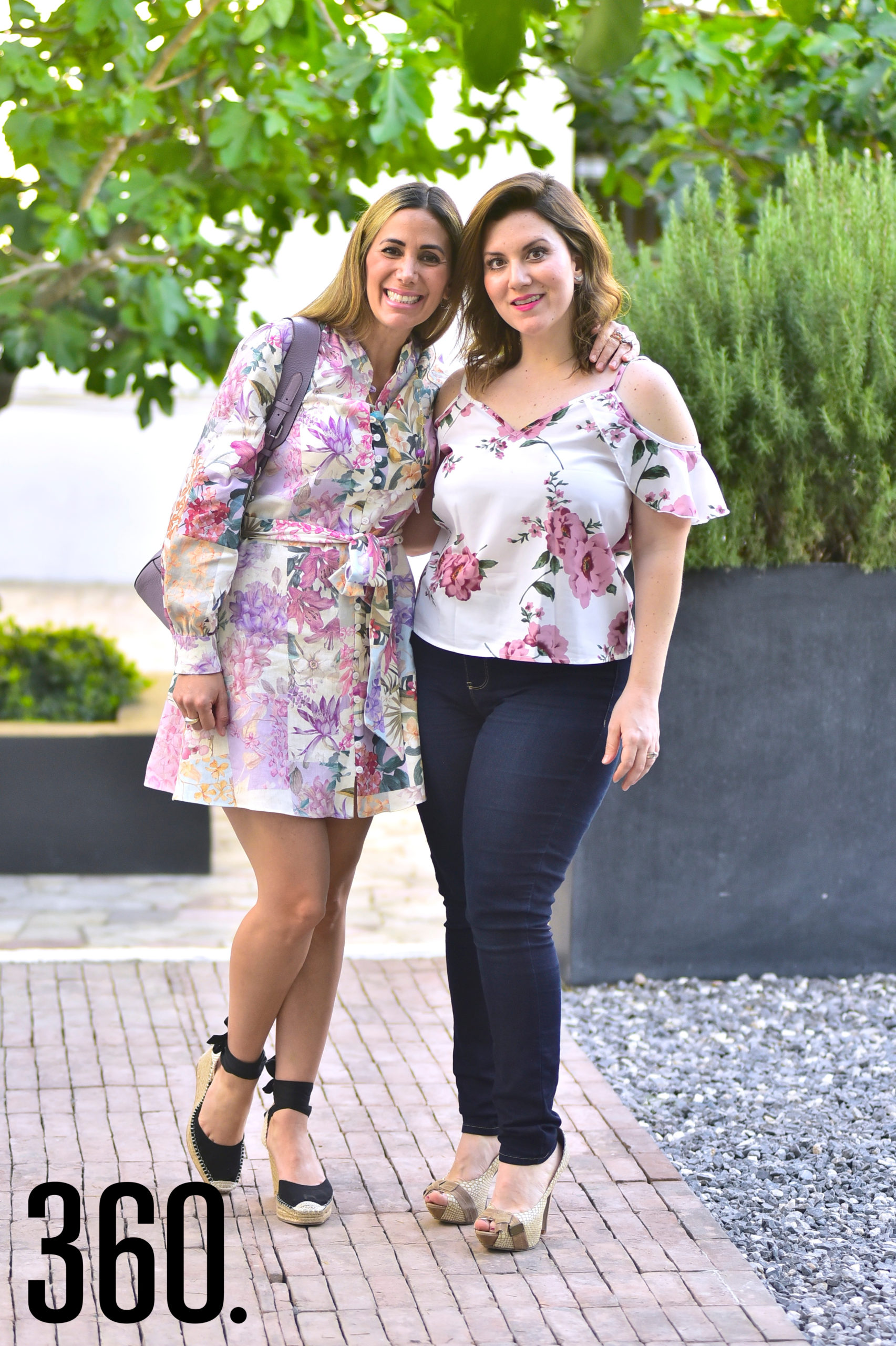 Daniela José y Karina José.