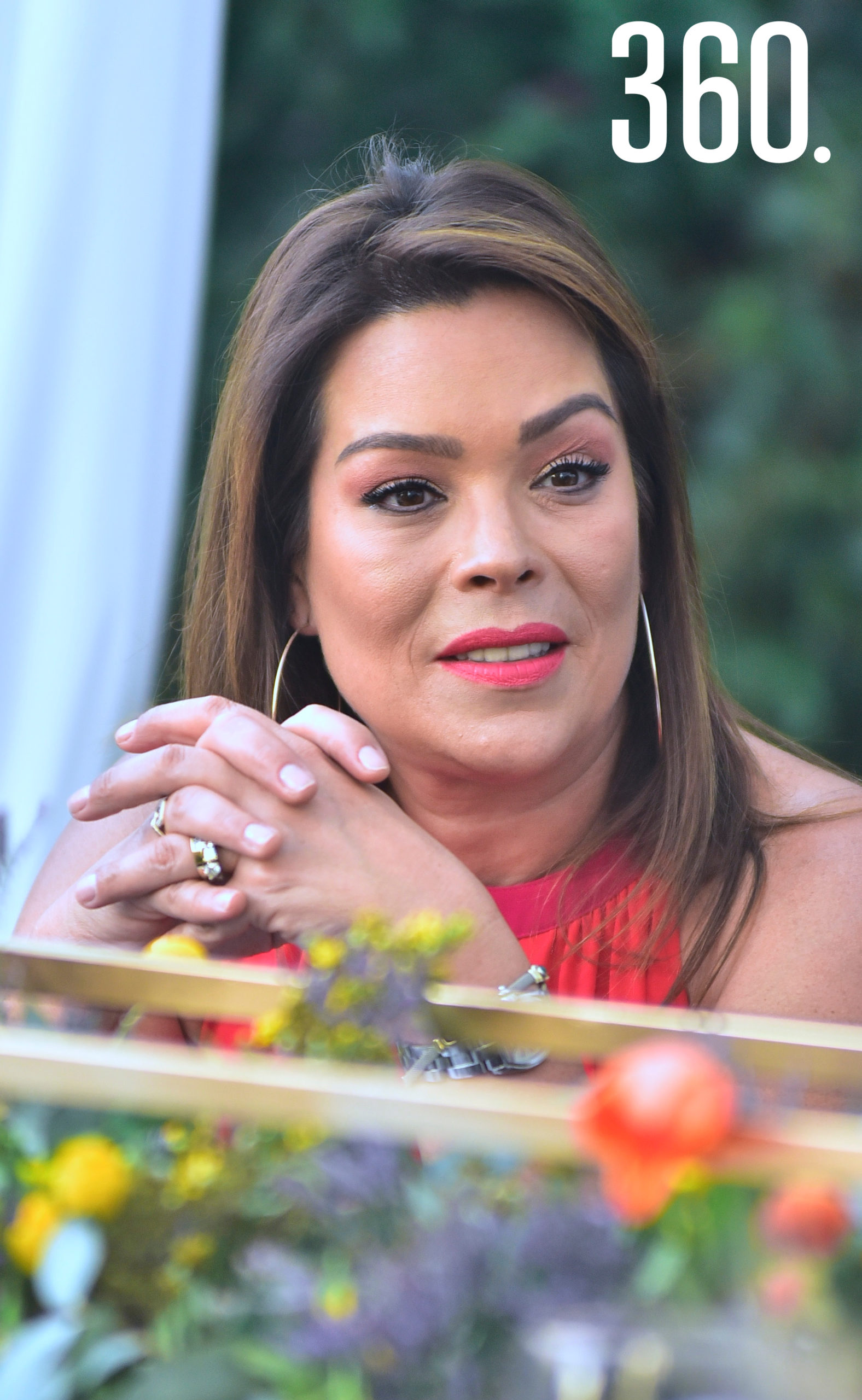 Marcela Carrillo.