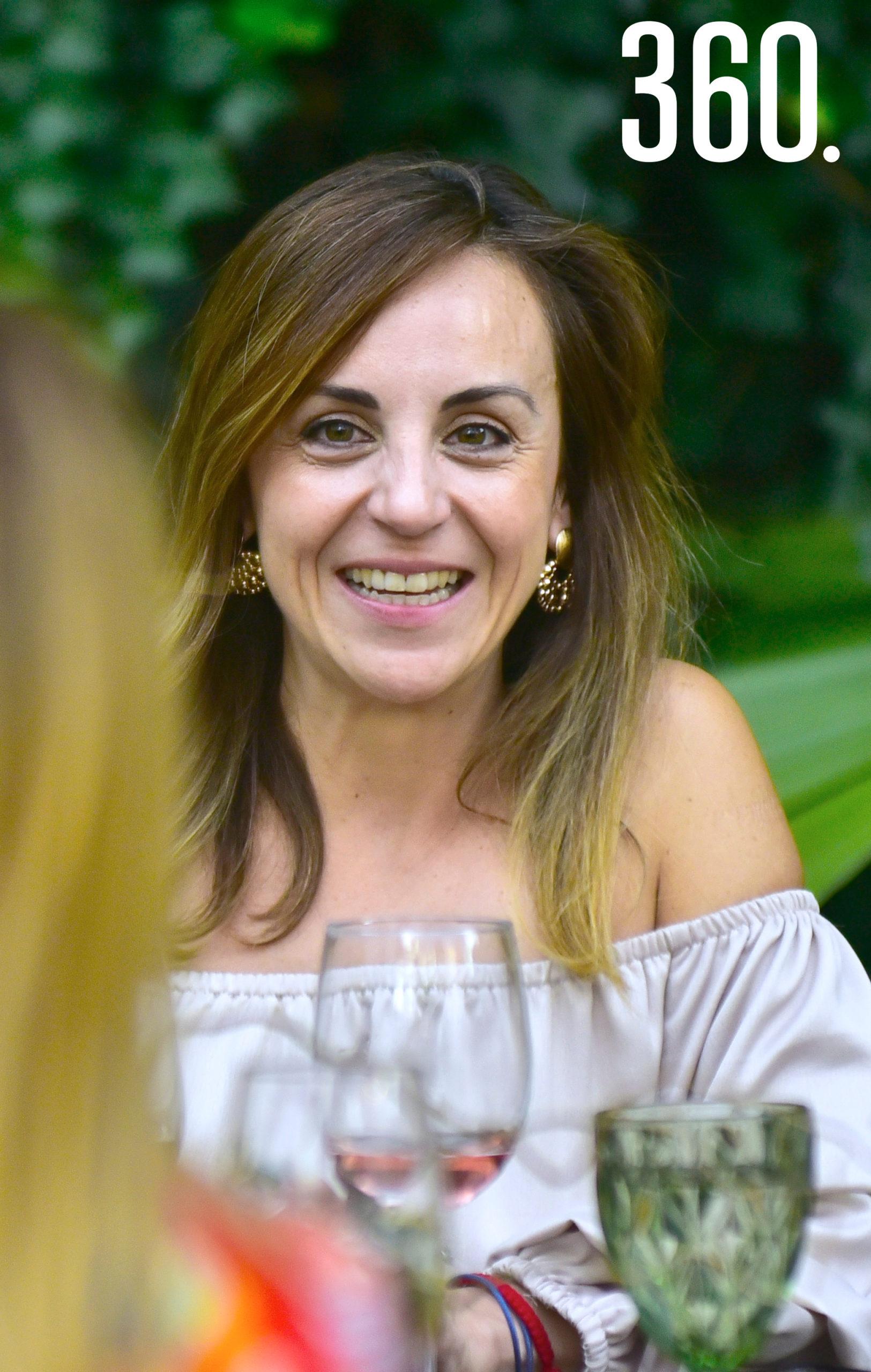 Viviana Mercado.