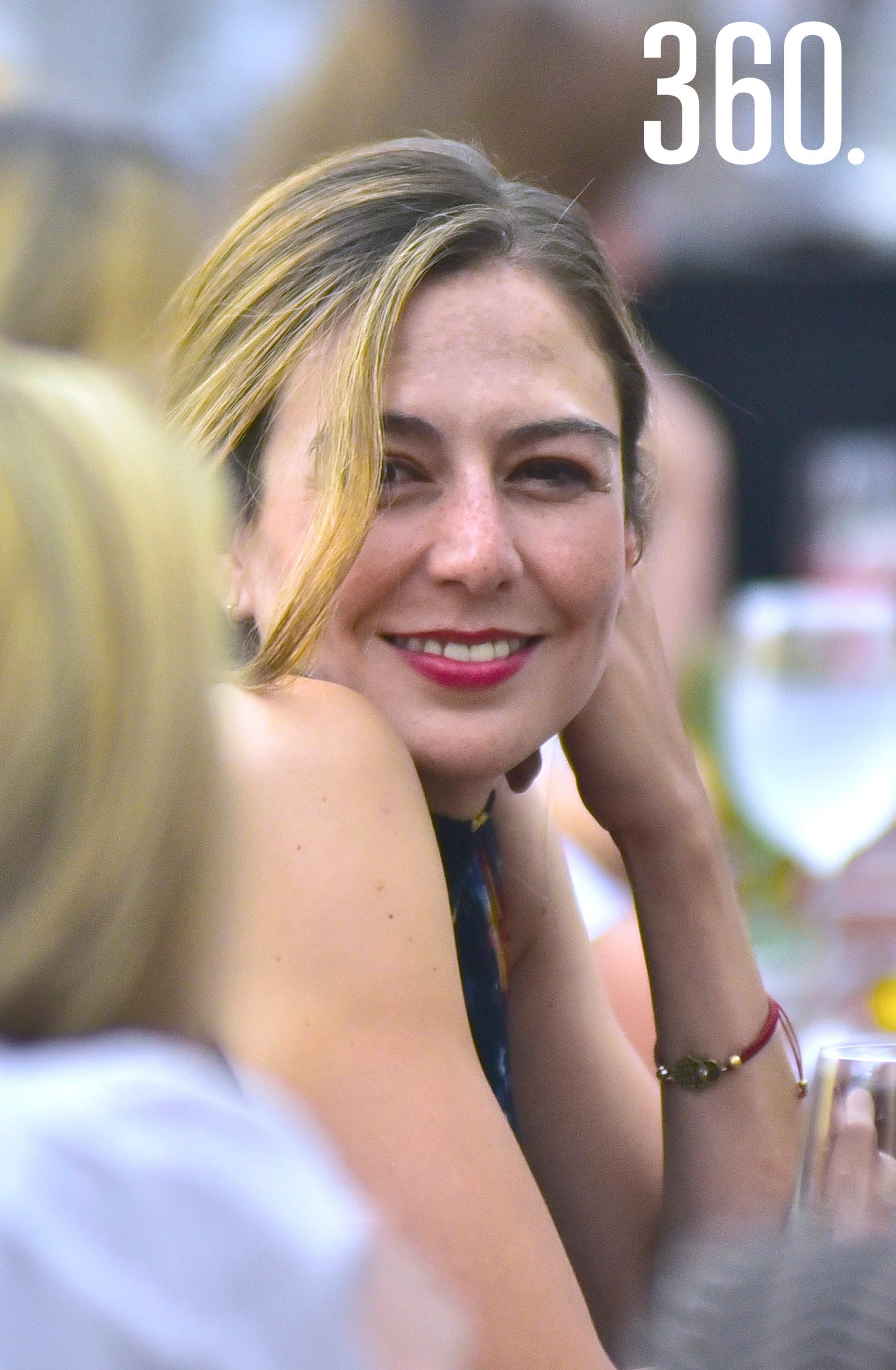 María José Muriel.