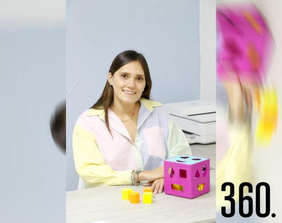 Ana Sofía Amavizca Garza es la Directora y Psicoterapeuta de LUE.