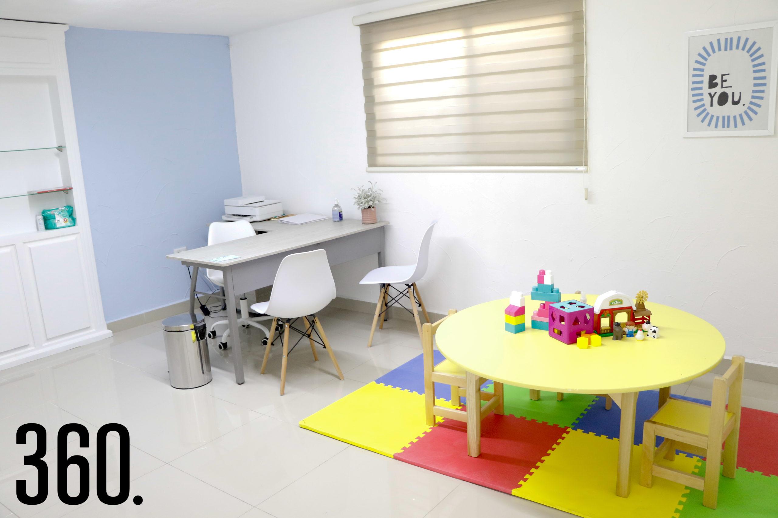 En este lugar no solo los niños aprenden a interactuar mejor, también sus padres adquieren mayor conocimiento sobre este trastorno.