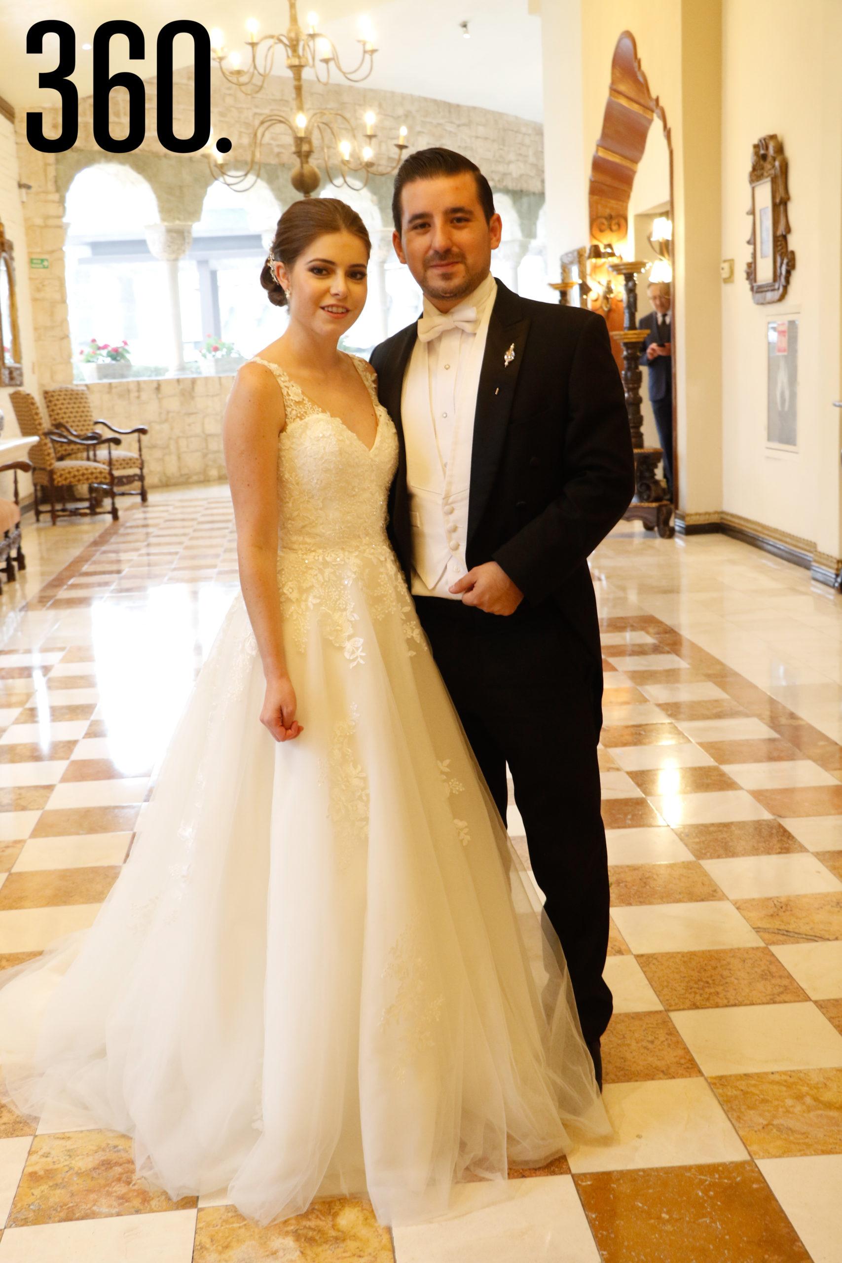 María Inés Dávila y Luis Arturo González.