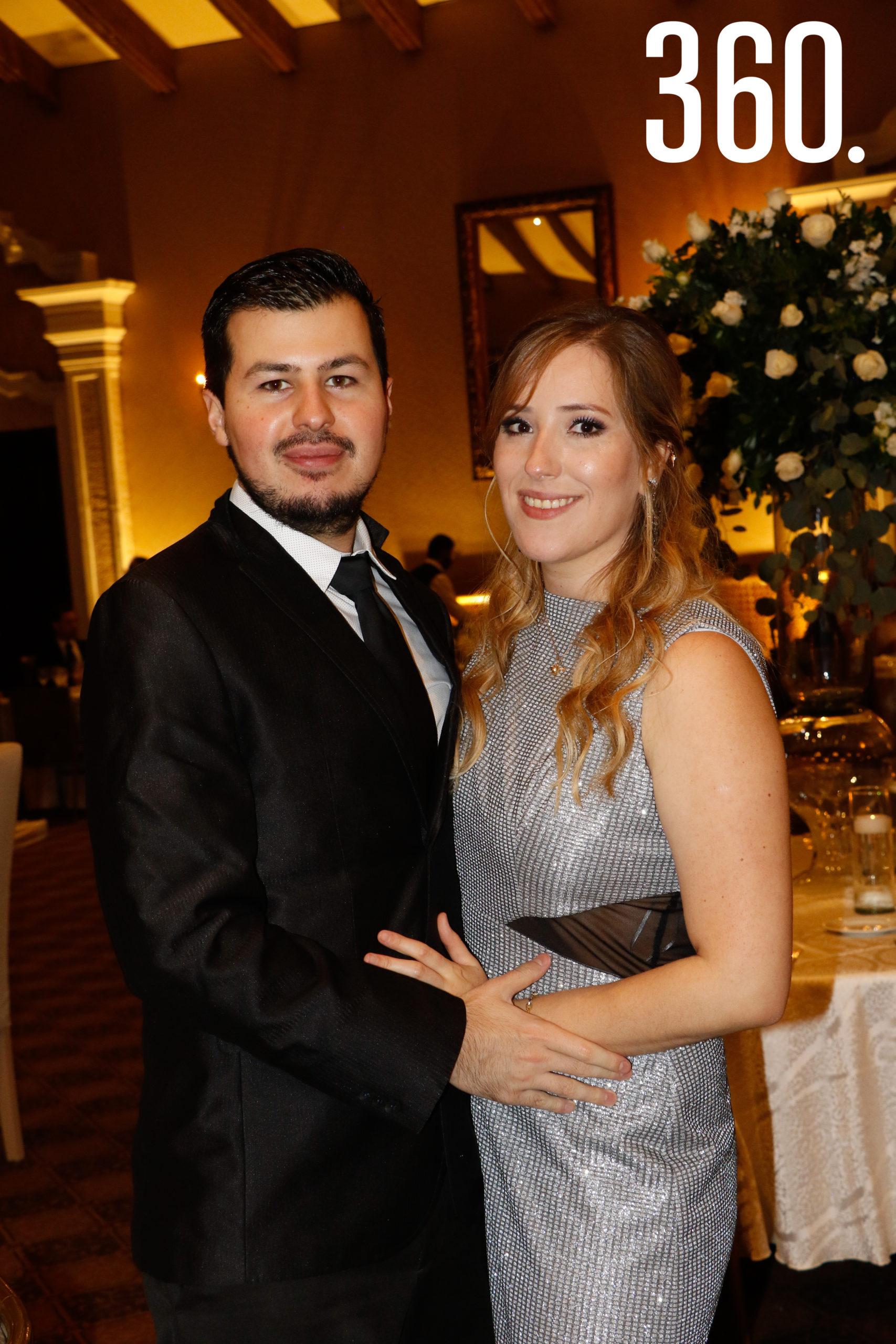 José Eduardo Elizondo y Marian Ordieres.