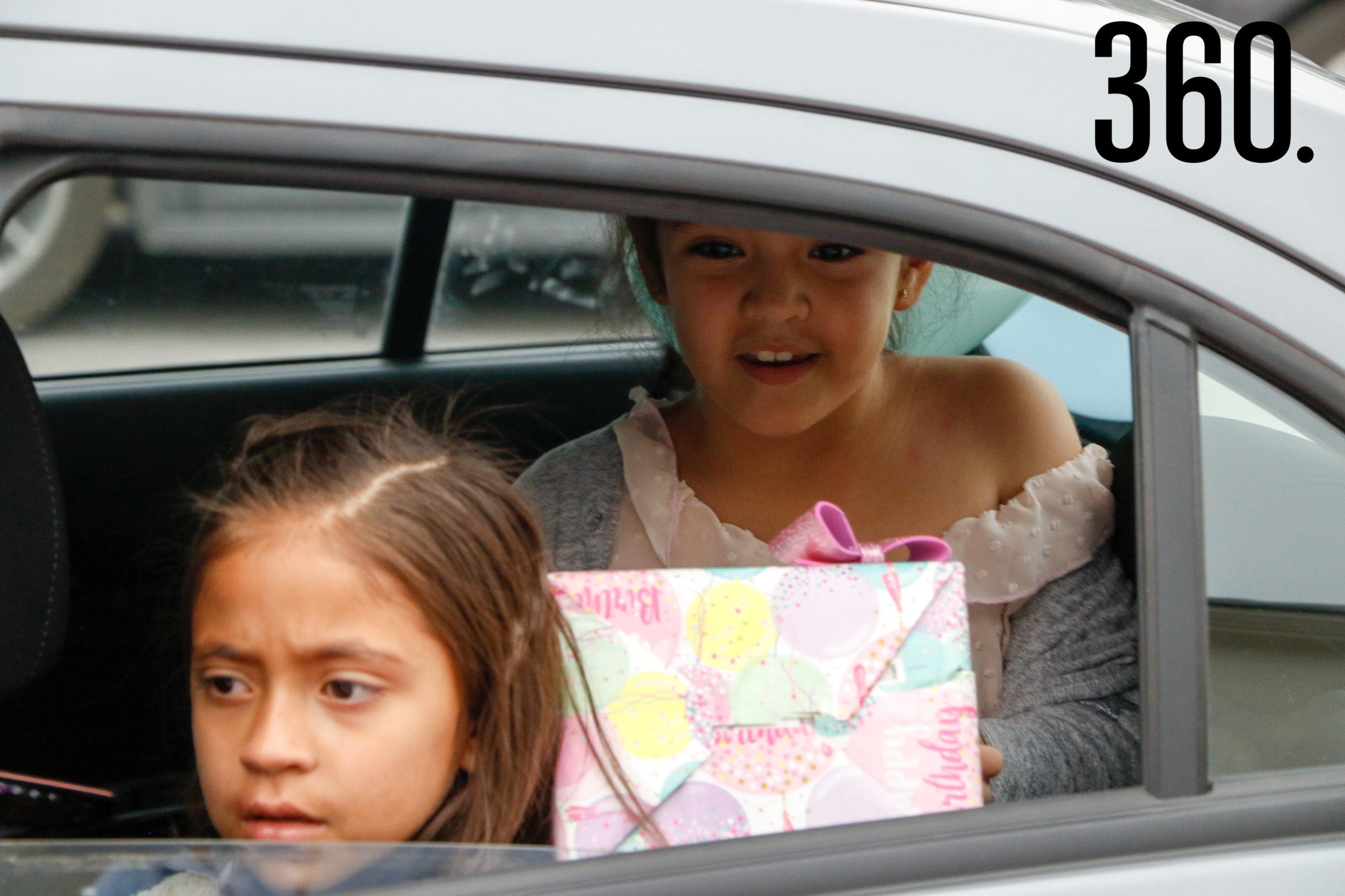 Natalia y Romina Ortega.