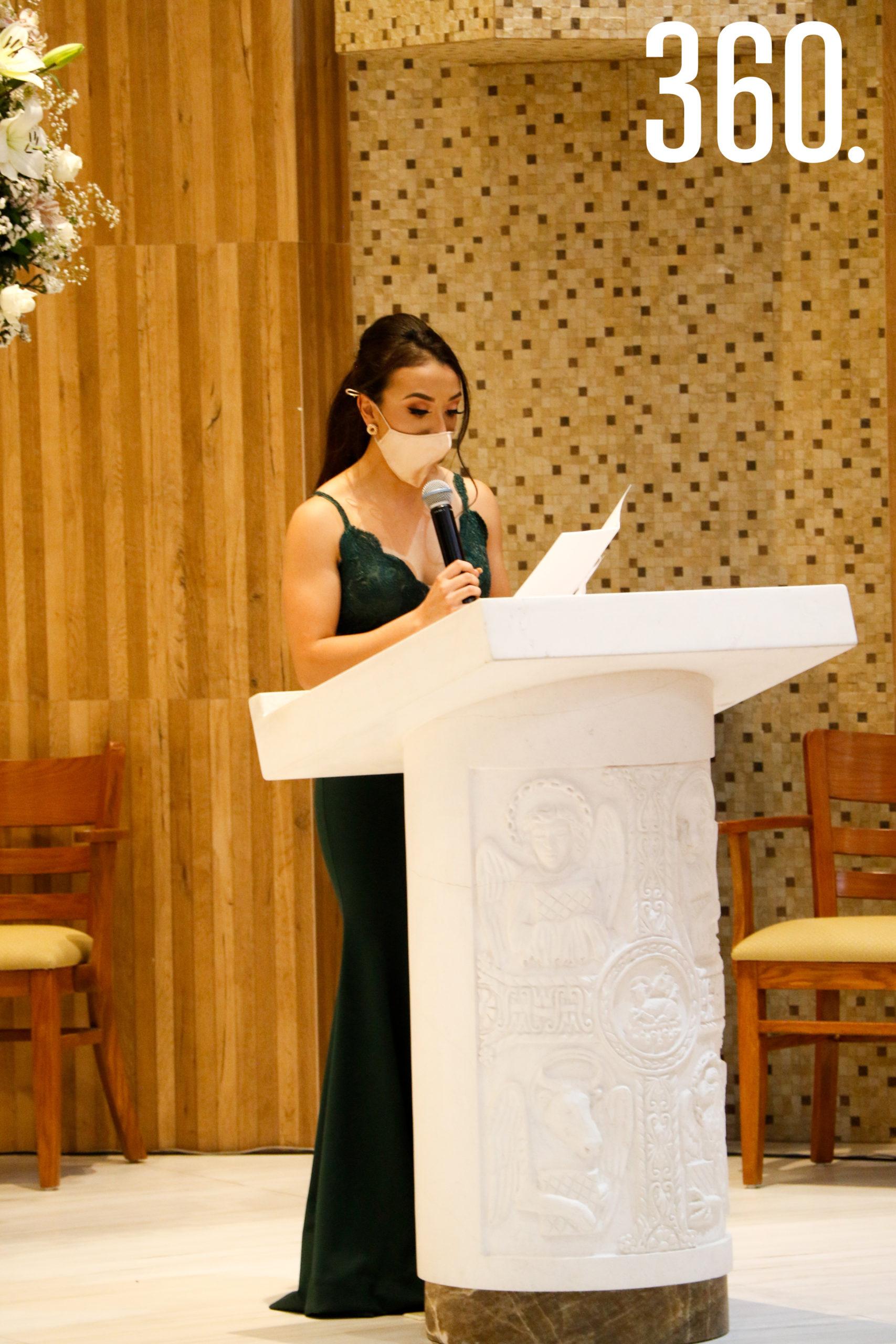 Roxana Guzmán.