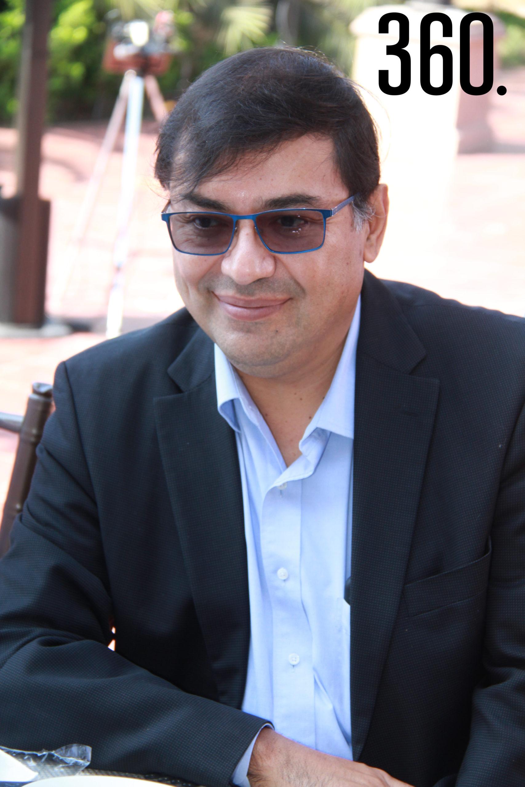 Gregorio Pérez Mata.