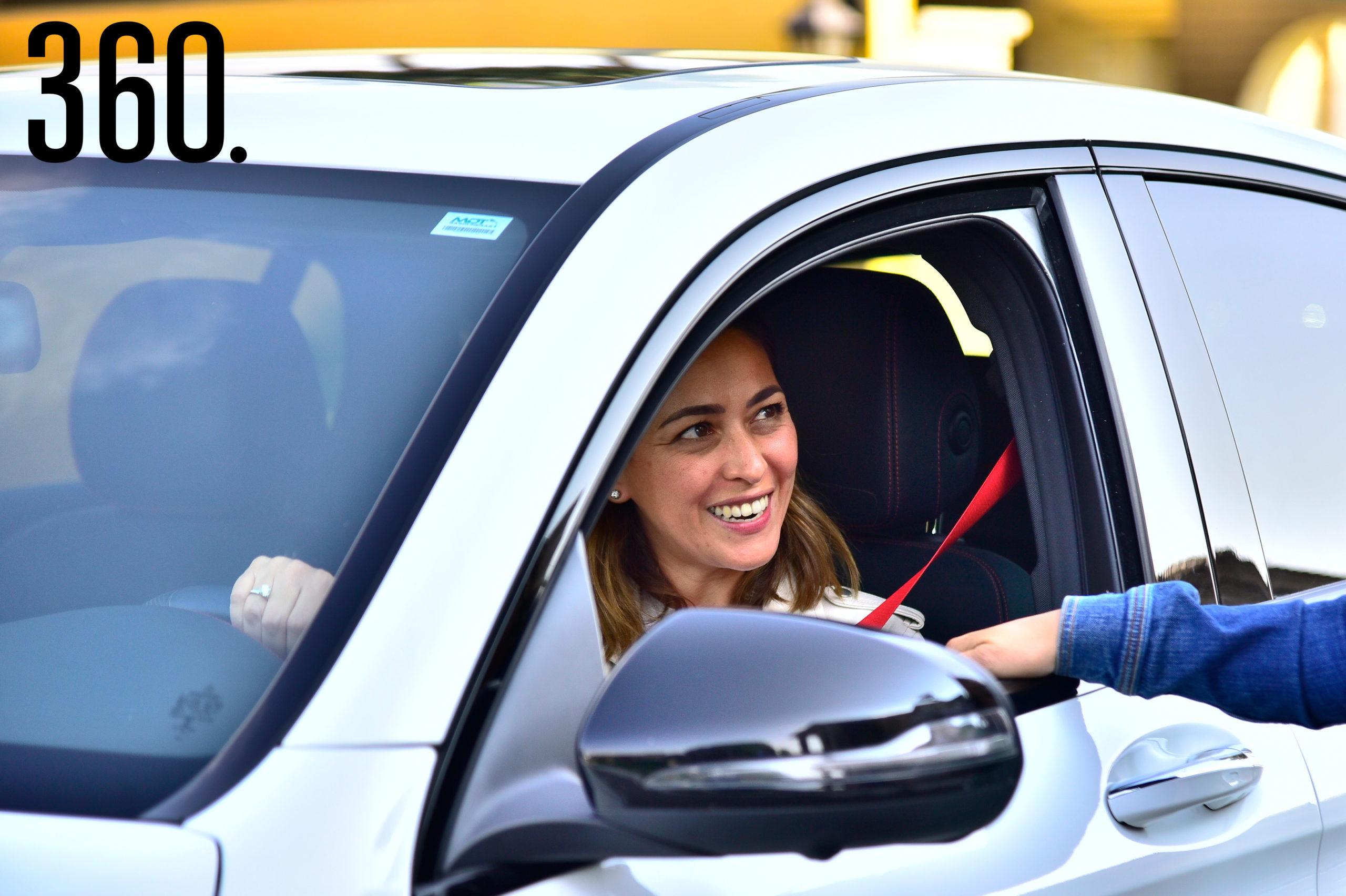 Paola González.