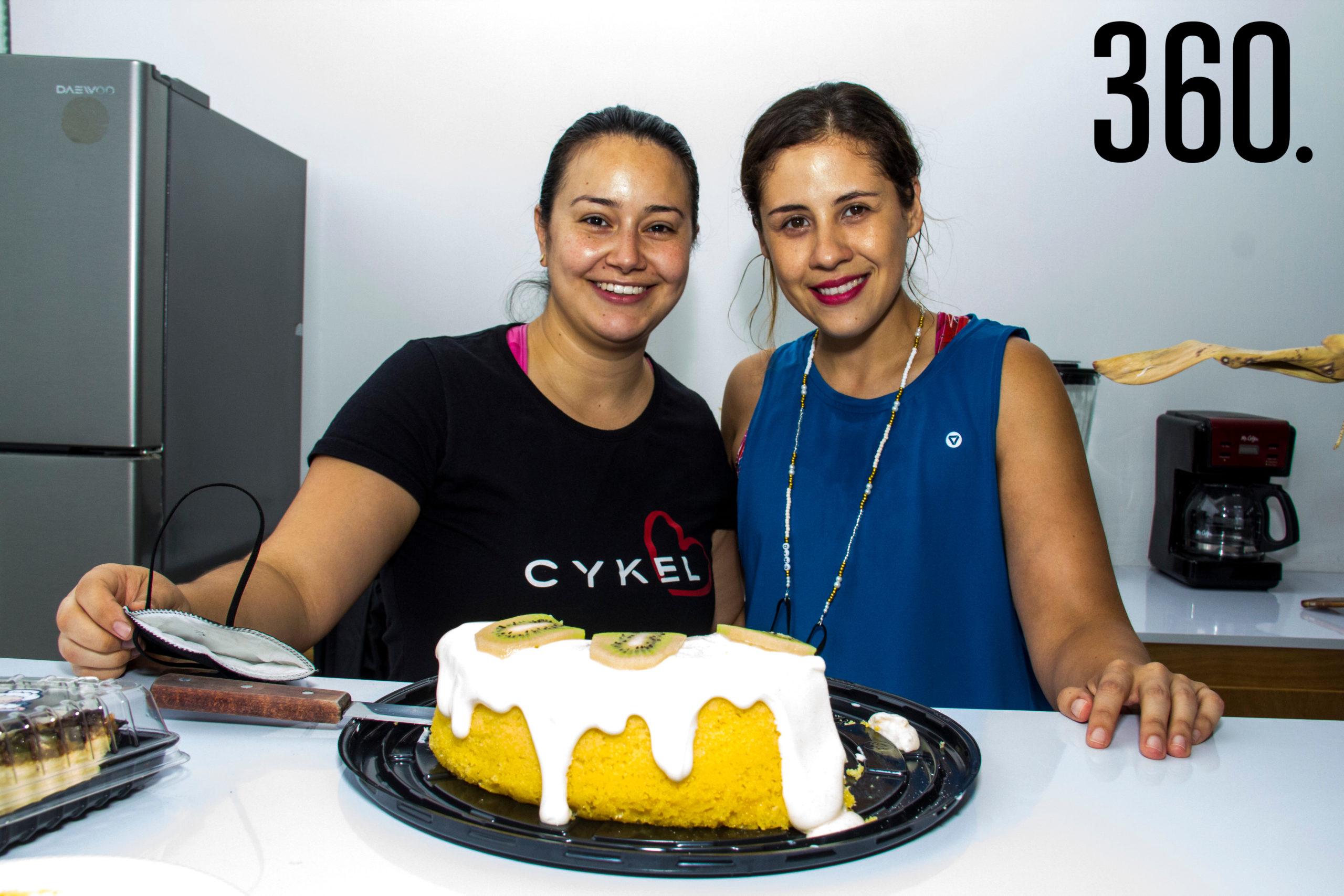 Paulina Rángel y Roció Valdés organizaron el evento para Bernardo González y Jorge Cordero.